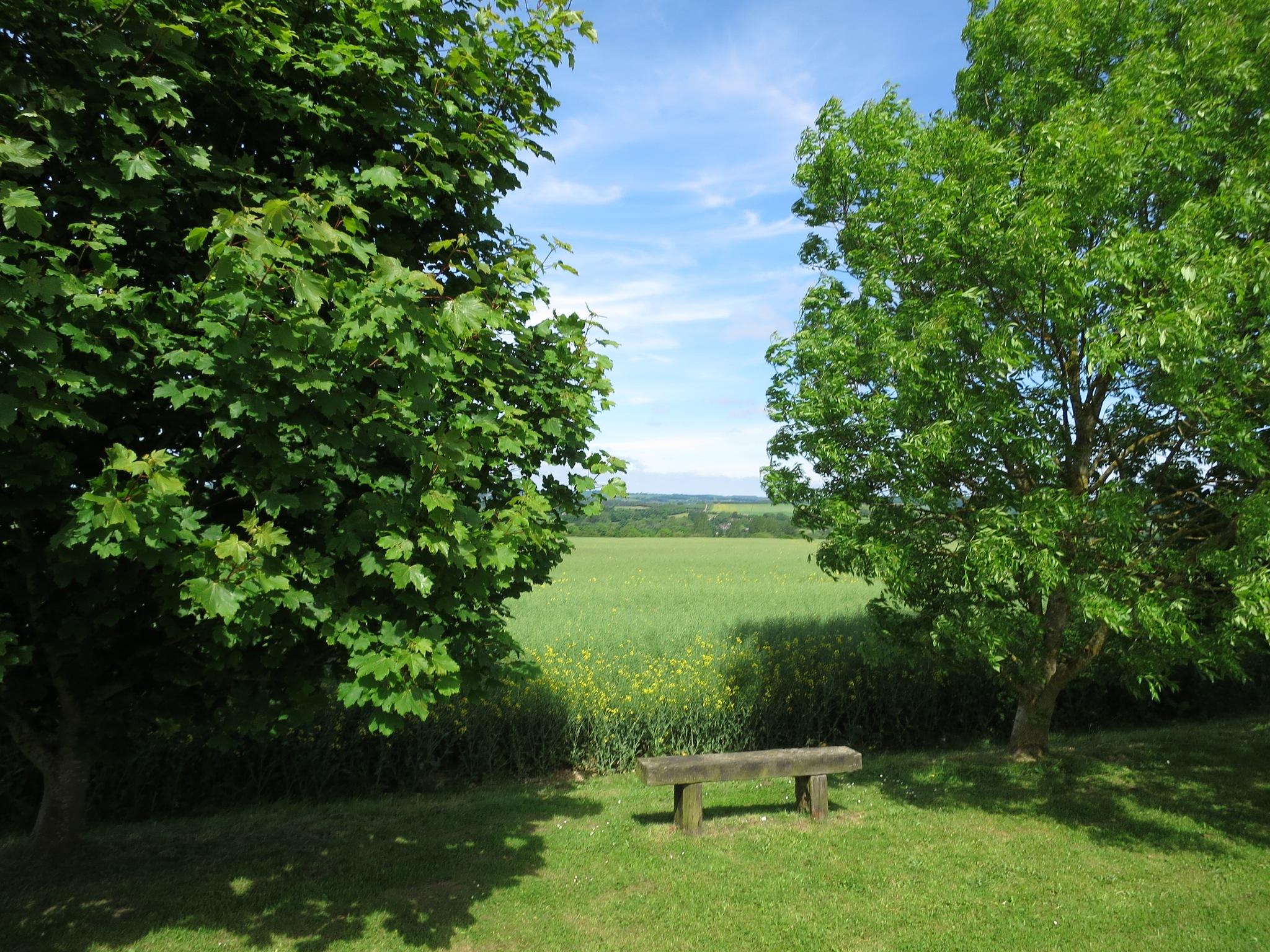 Lincolnshire Wolds 2 by GraemeLeePollard