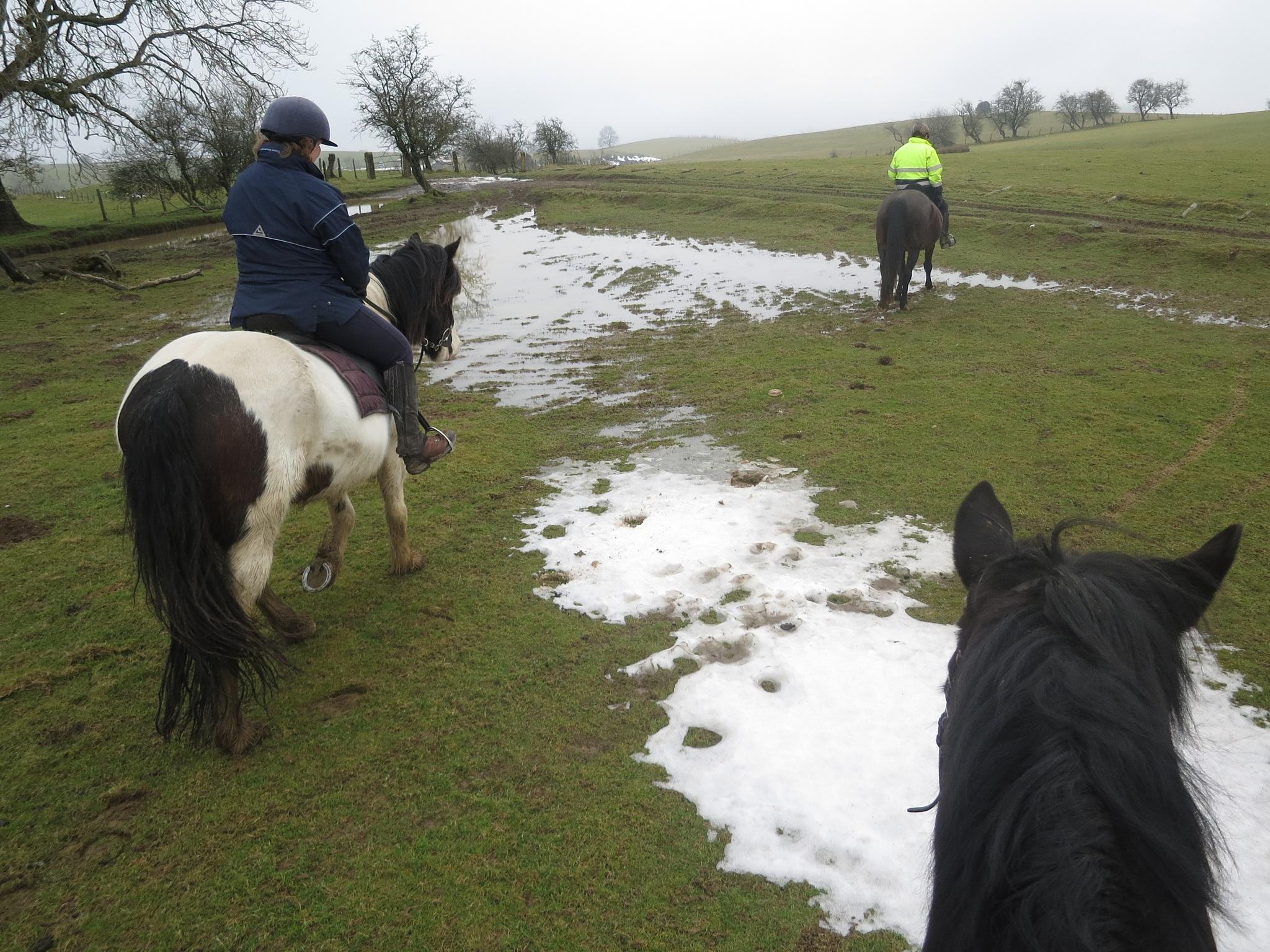 Welsh/English Border Ride 13 by GraemeLeePollard