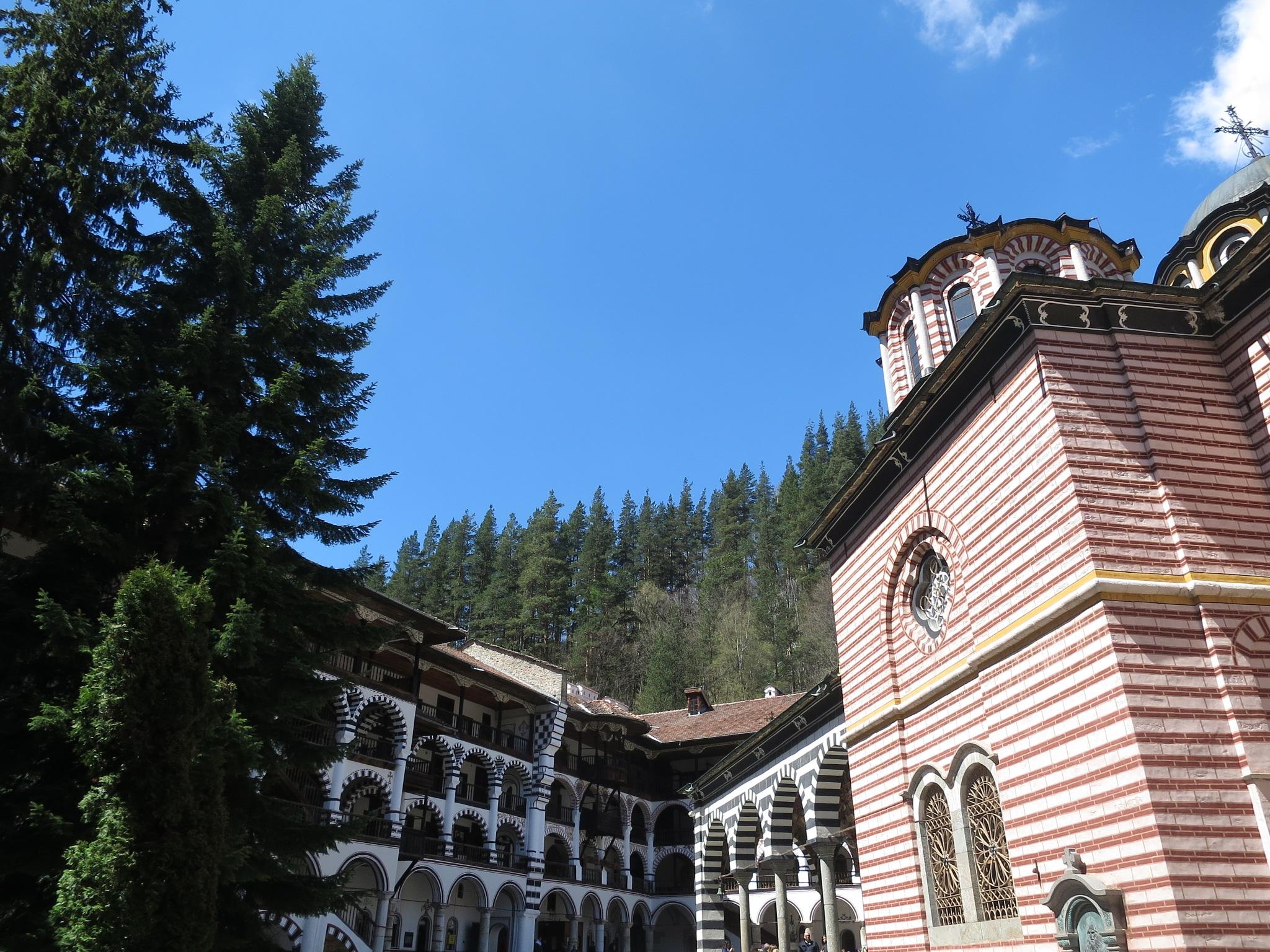 Rila Monastery 10 by GraemeLeePollard