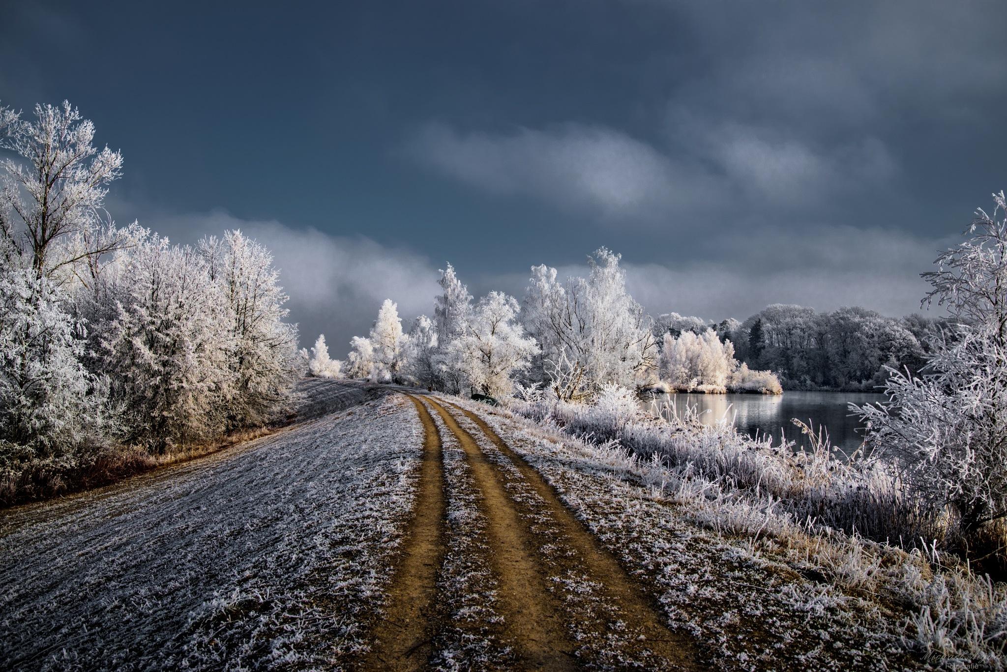 Cold sun 2 by Blackline - Michael Aigner