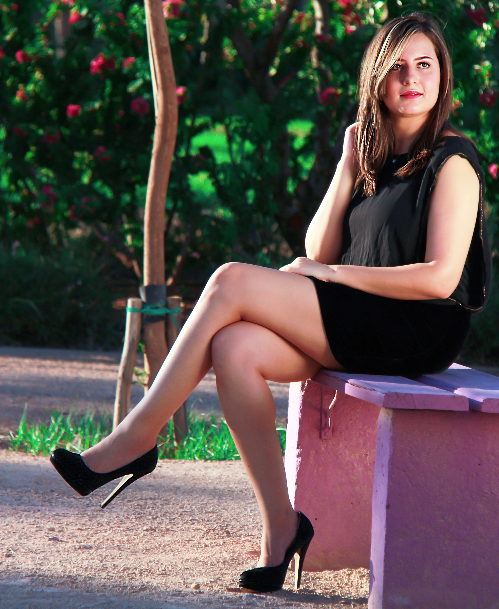 Cute girl by Nourdin Mirad
