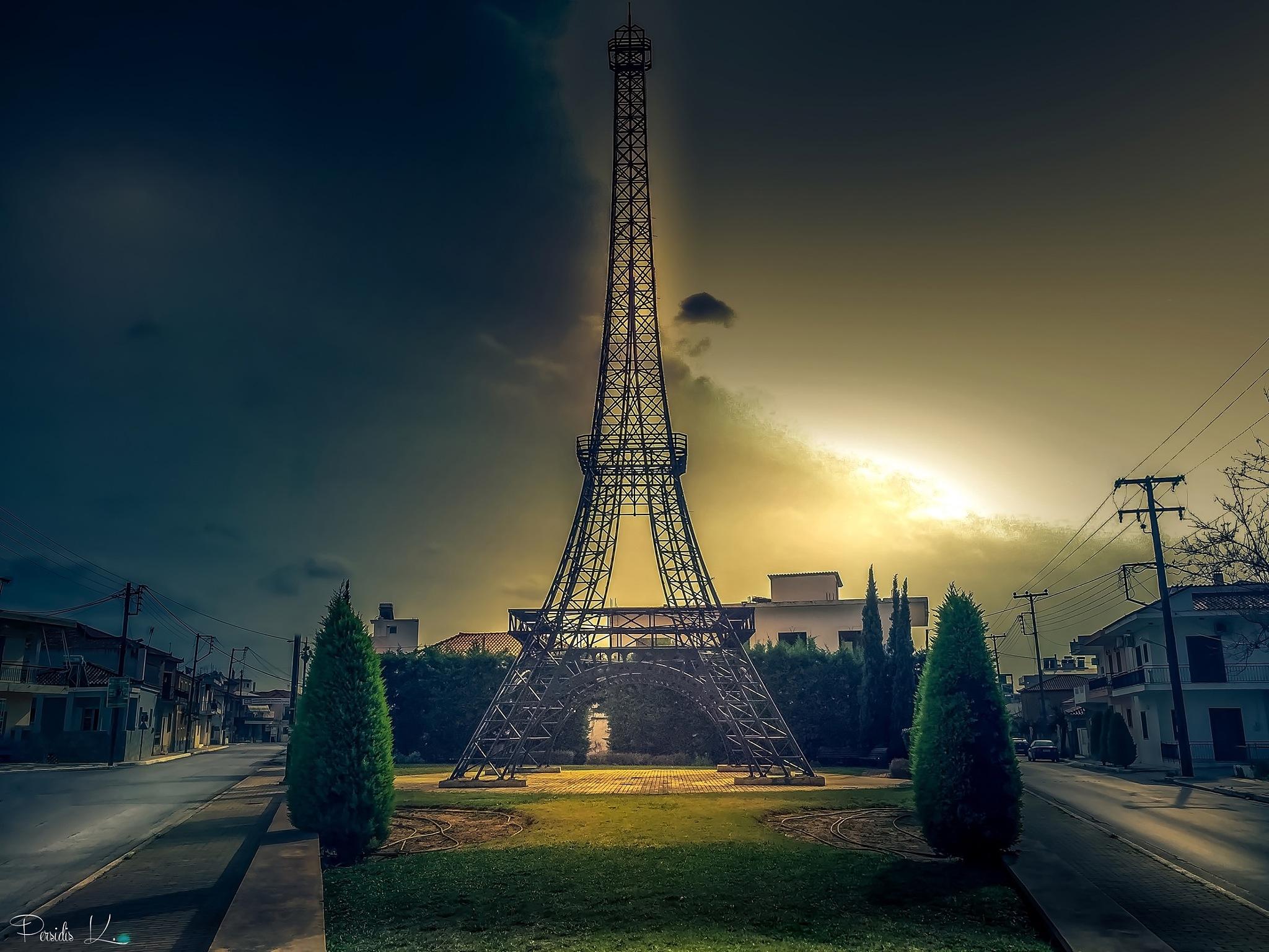 Eiffel tower of Greece! by PERSIDIS_K