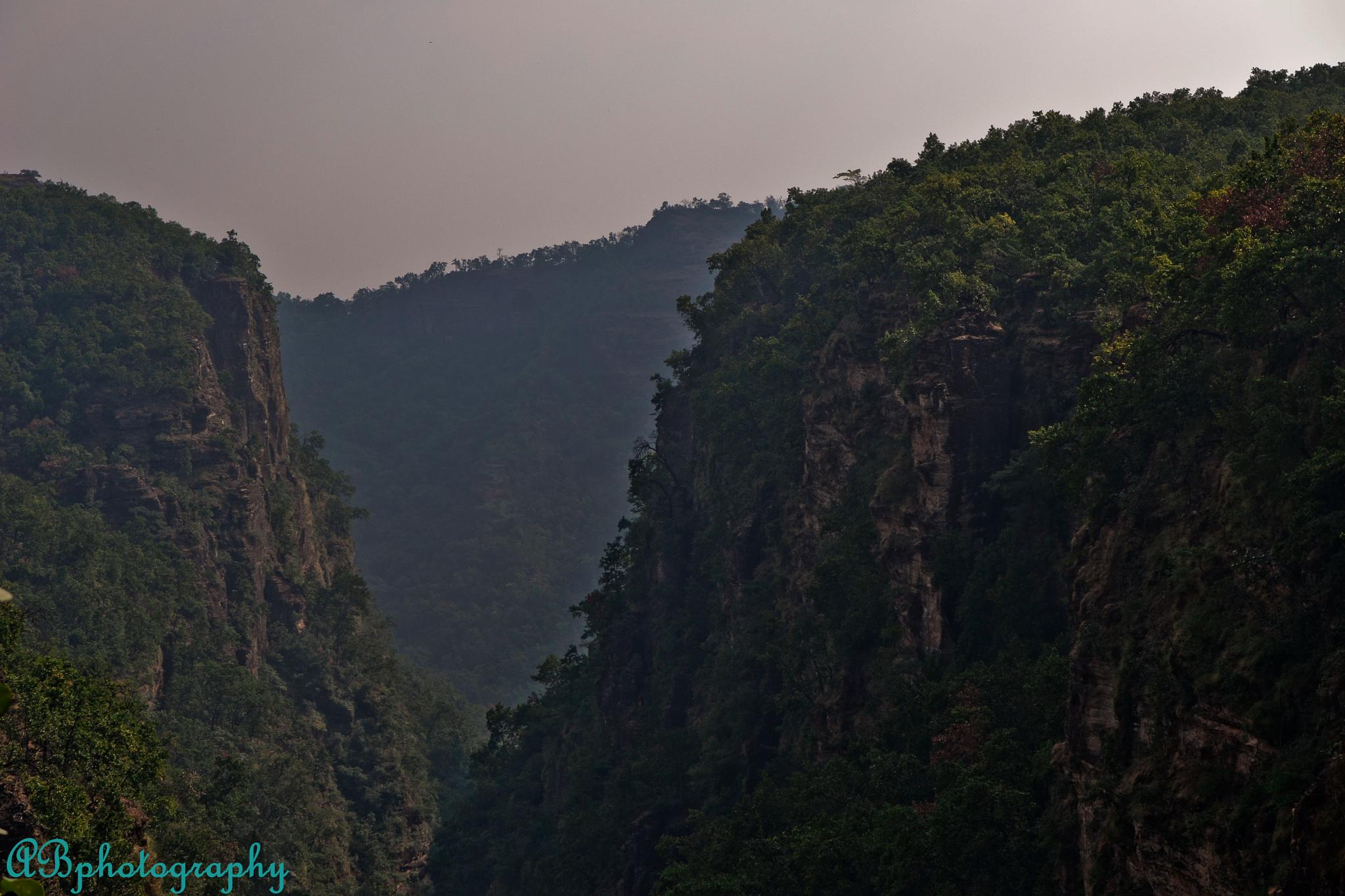 Handi koh Point in pachmarhi by banikabhishek003