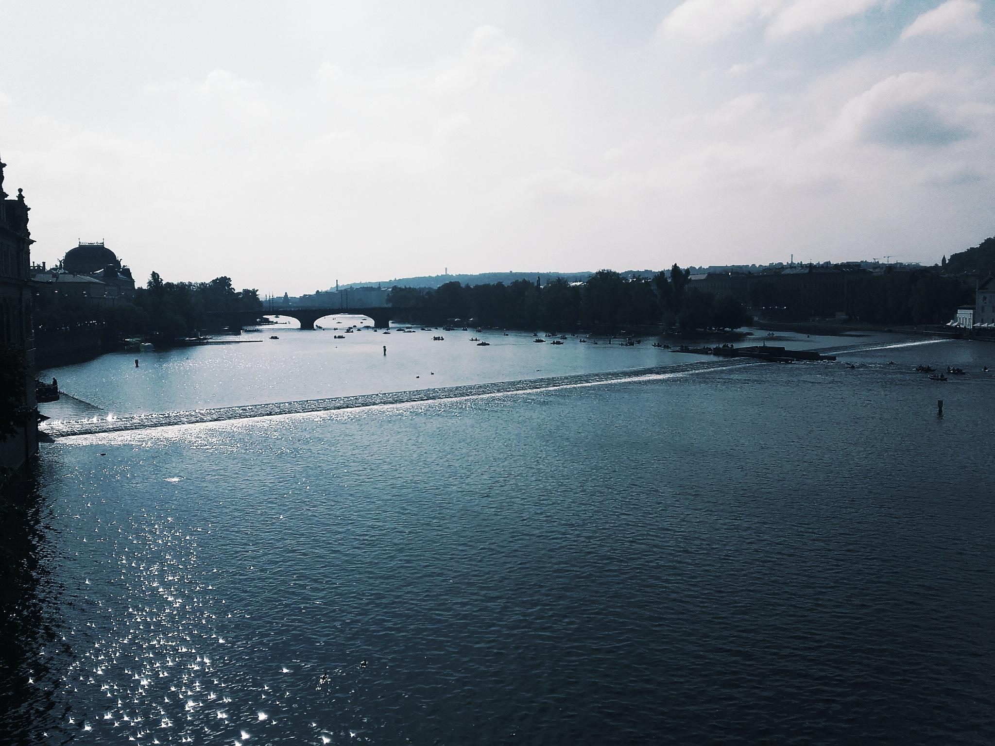 Charles Bridge by AnjaT99
