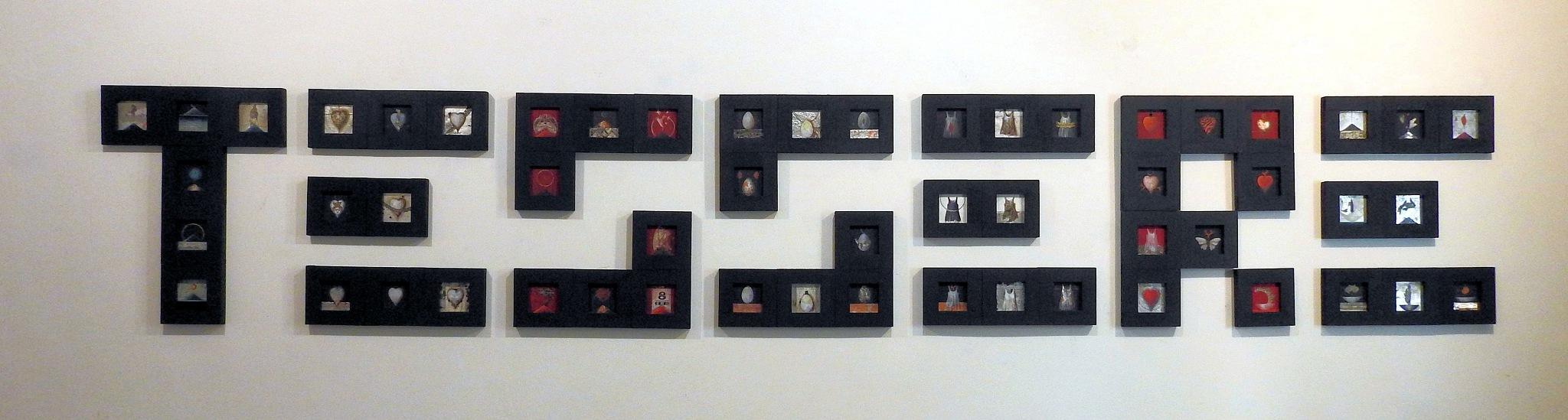 P.A.N. Napoli - Gabriella Gorini - TESSERE - 8 by Arnaldo De Lisio