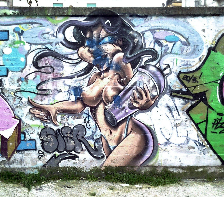 Napoli Bagnoli - A... Blue Topless For Us!!!   by Arnaldo De Lisio