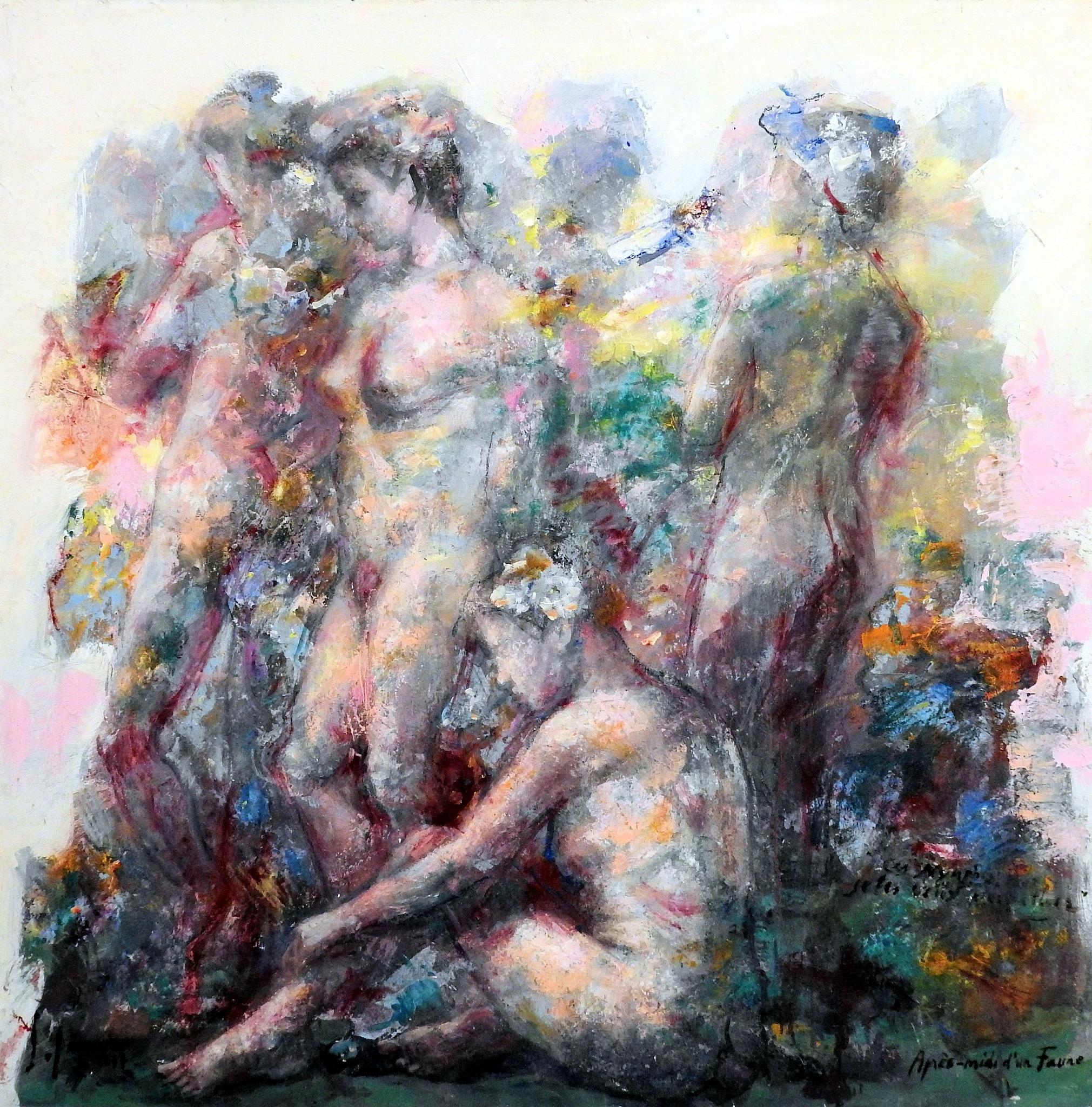 Salvatore Ciaurro - Pomeriggio di un Fauno - P.A.N. Napoli by Arnaldo De Lisio
