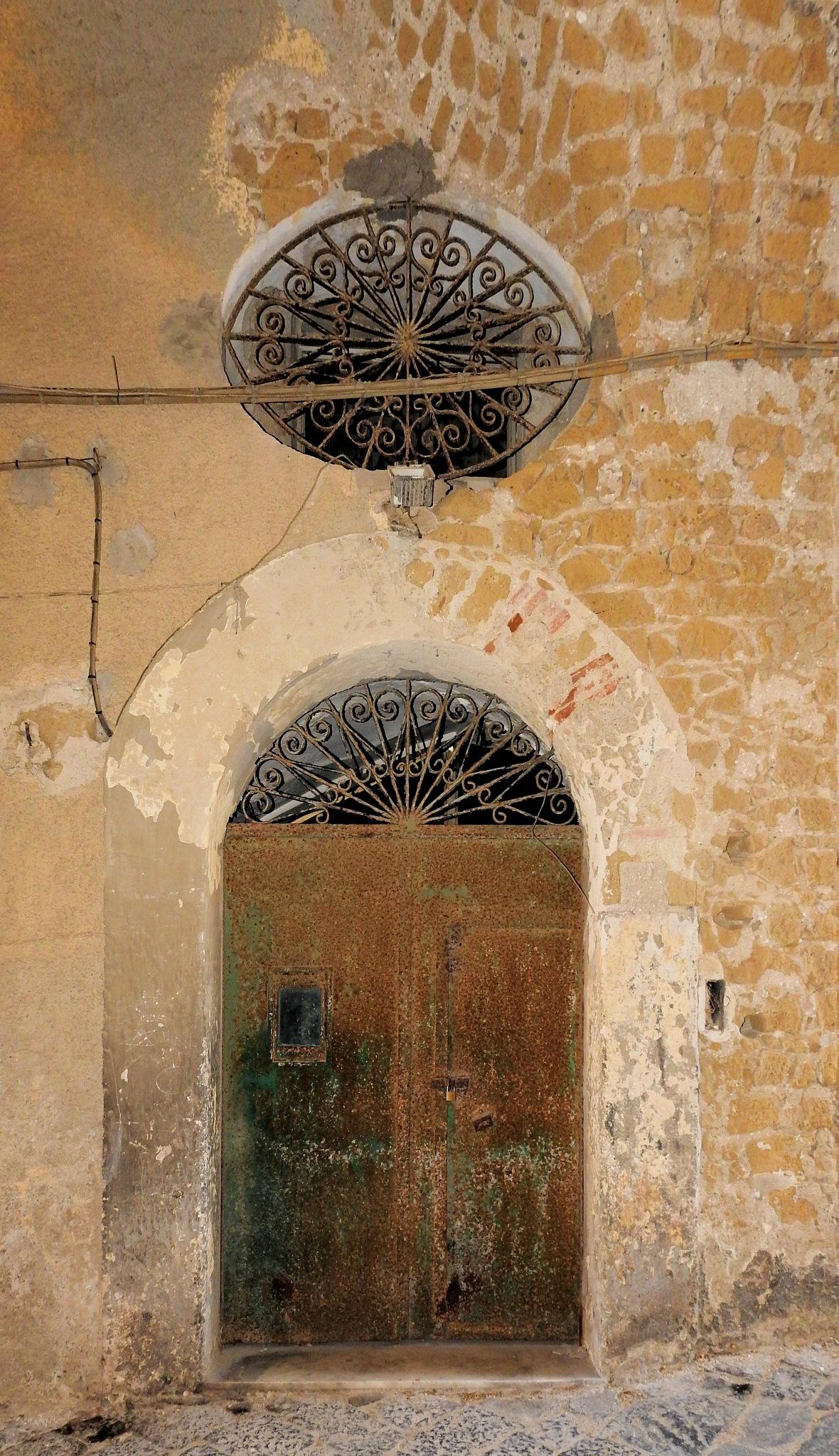 Photo in Still Life #prison #arnaldo de lisio #island #procida #decay #naples #italy #ruin #penitenziario #ergastolo #rovine #jail #terra murata #portone #porta #door #life imprisonment #napoli #italia #dead prison #istituto di pena #carcere #rusted
