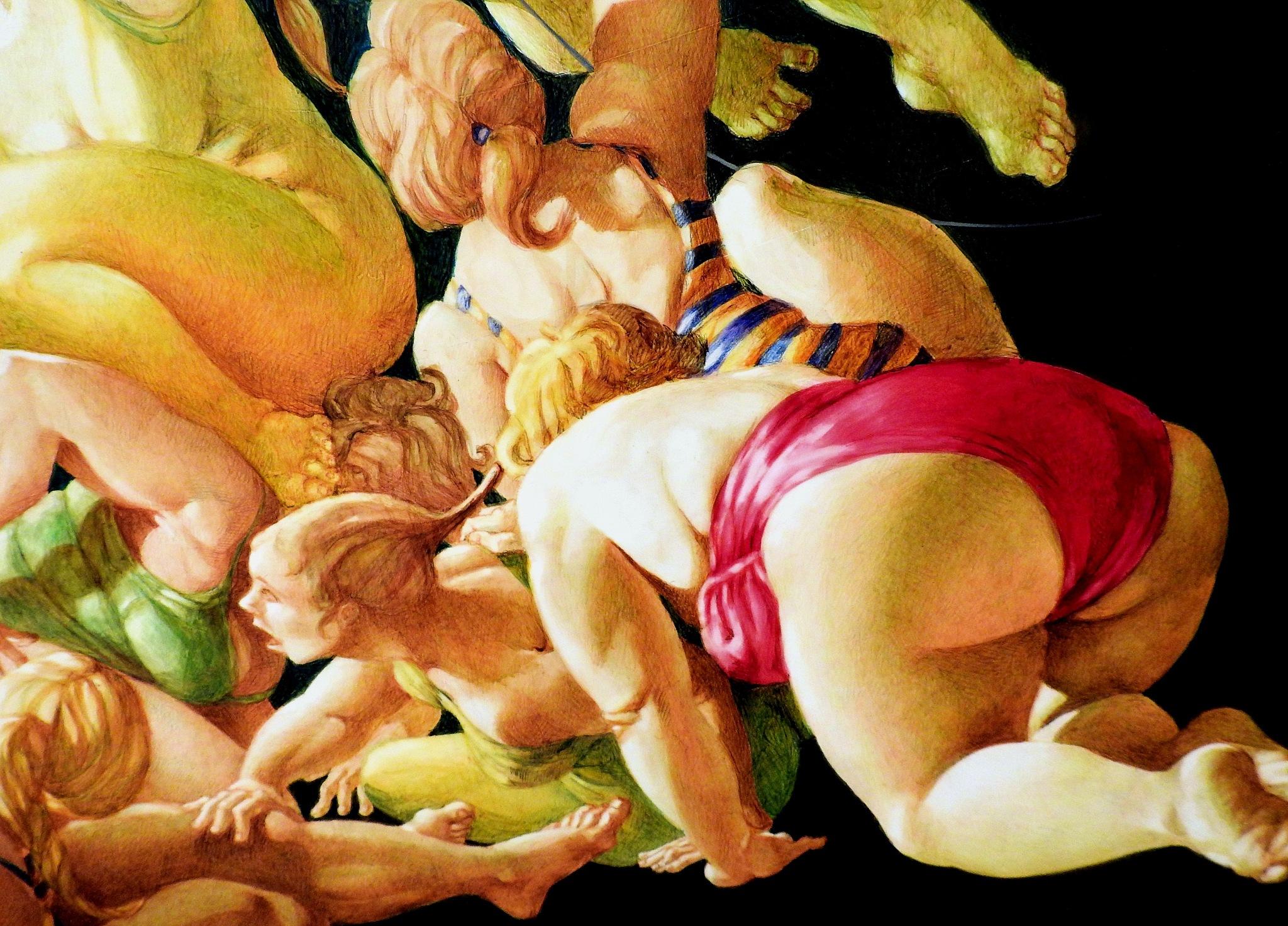 Patrizia Comand - La Scalata - The Ascent - 02 by Arnaldo De Lisio