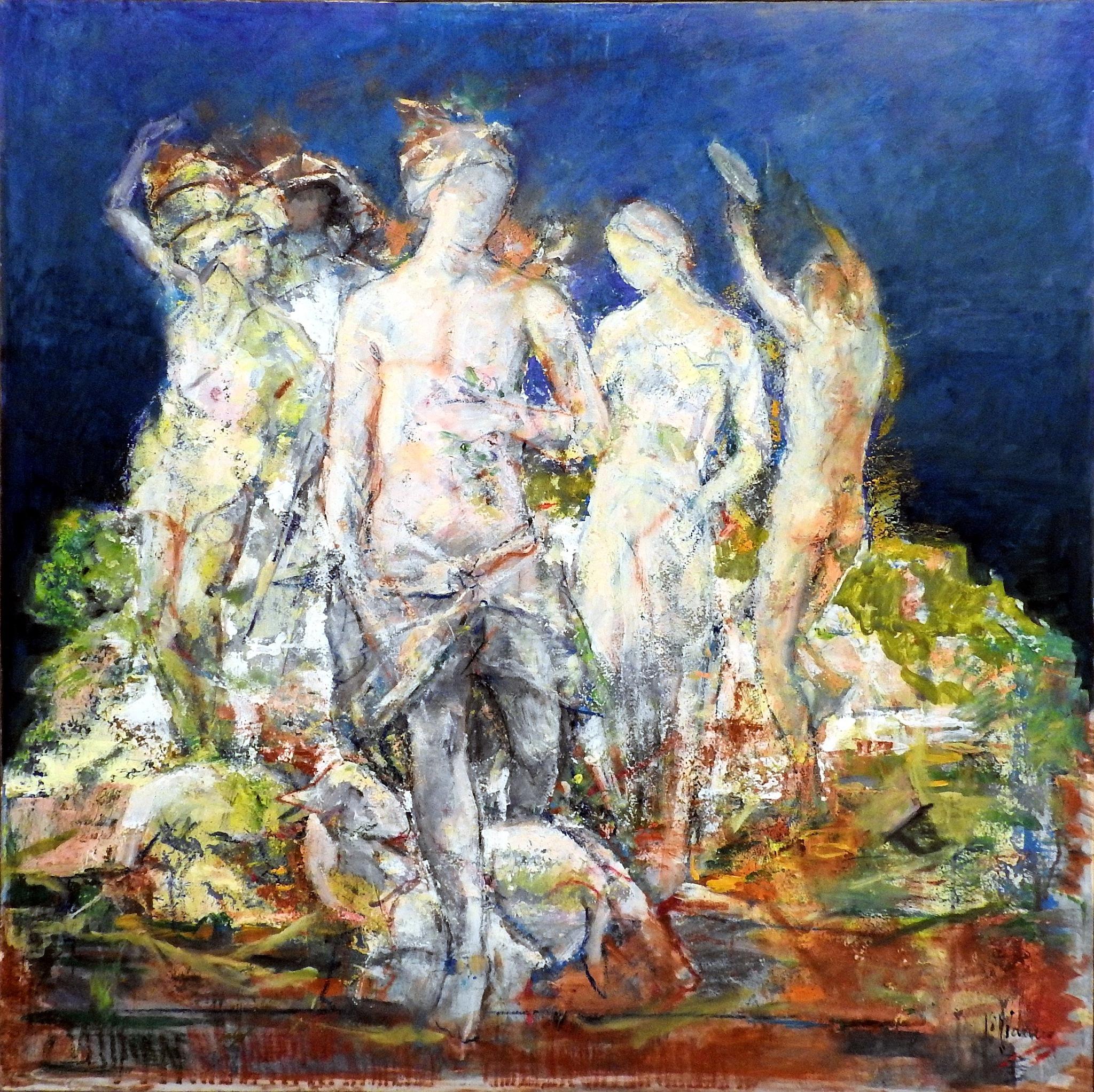 Salvatore Ciaurro - Canti Orfici 2 by Arnaldo De Lisio