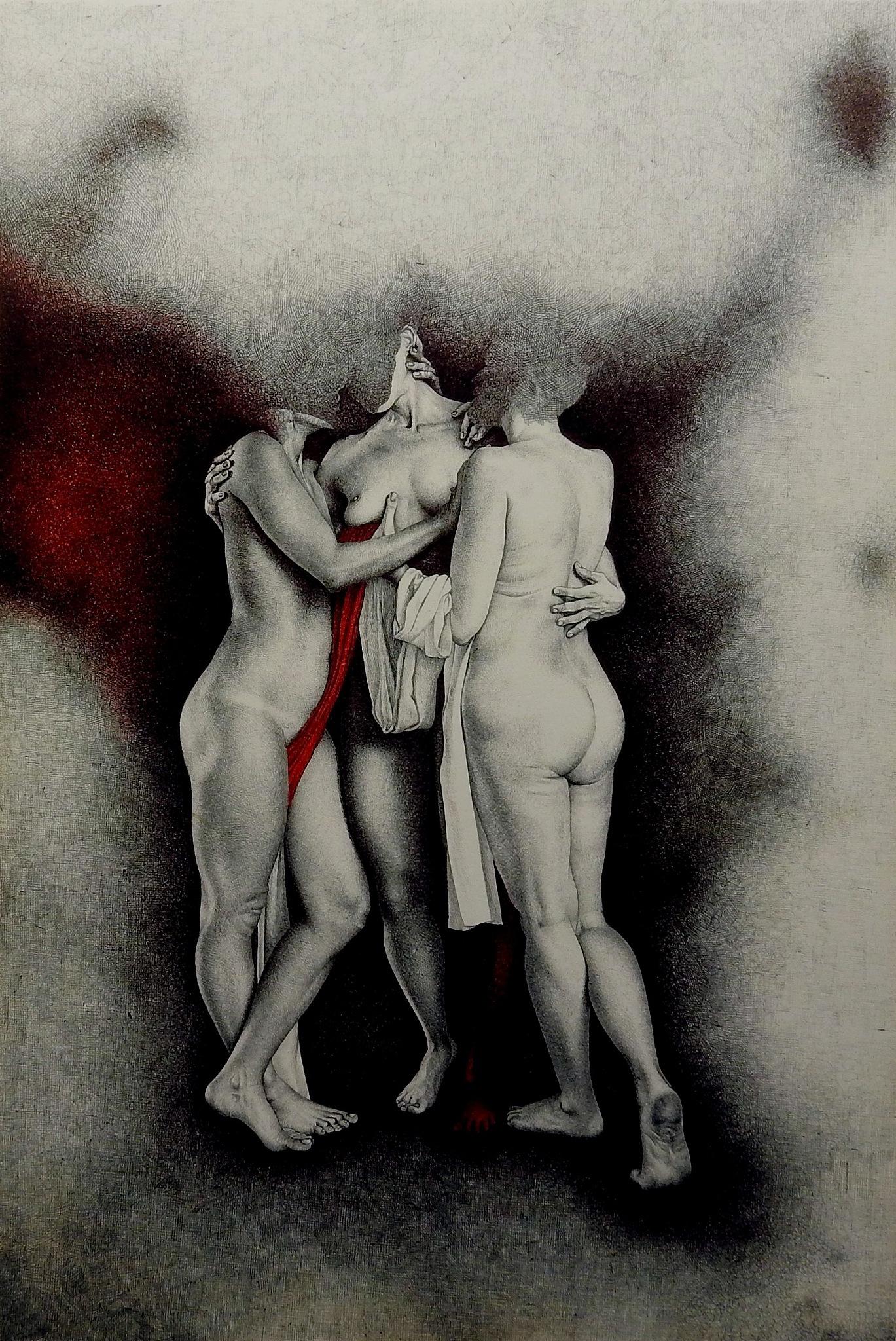 P.A.N. Napoli Adele Ceraudo -  Le Grazie by Arnaldo De Lisio