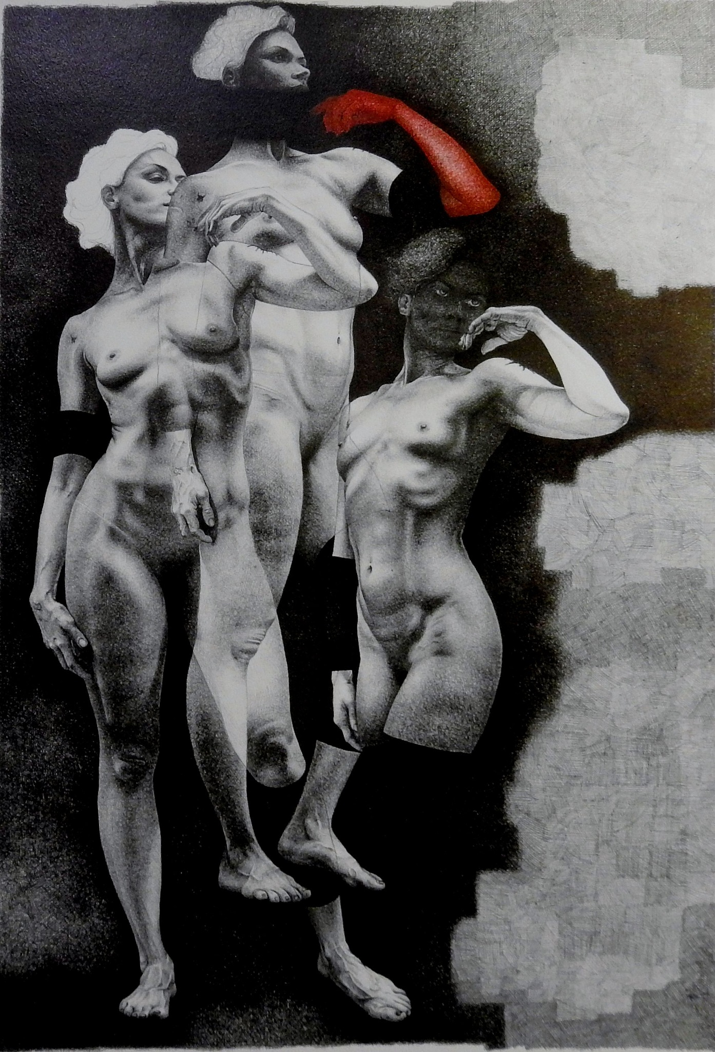 P.A.N. Napoli Adele Ceraudo - Il David by Arnaldo De Lisio
