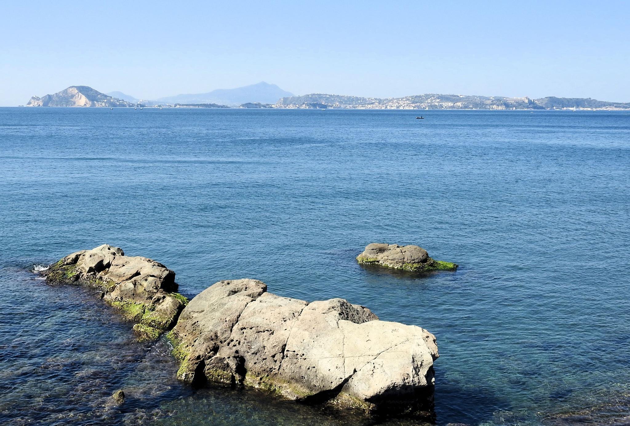 The Neapolitan Big & Little Islands!!! by Arnaldo De Lisio