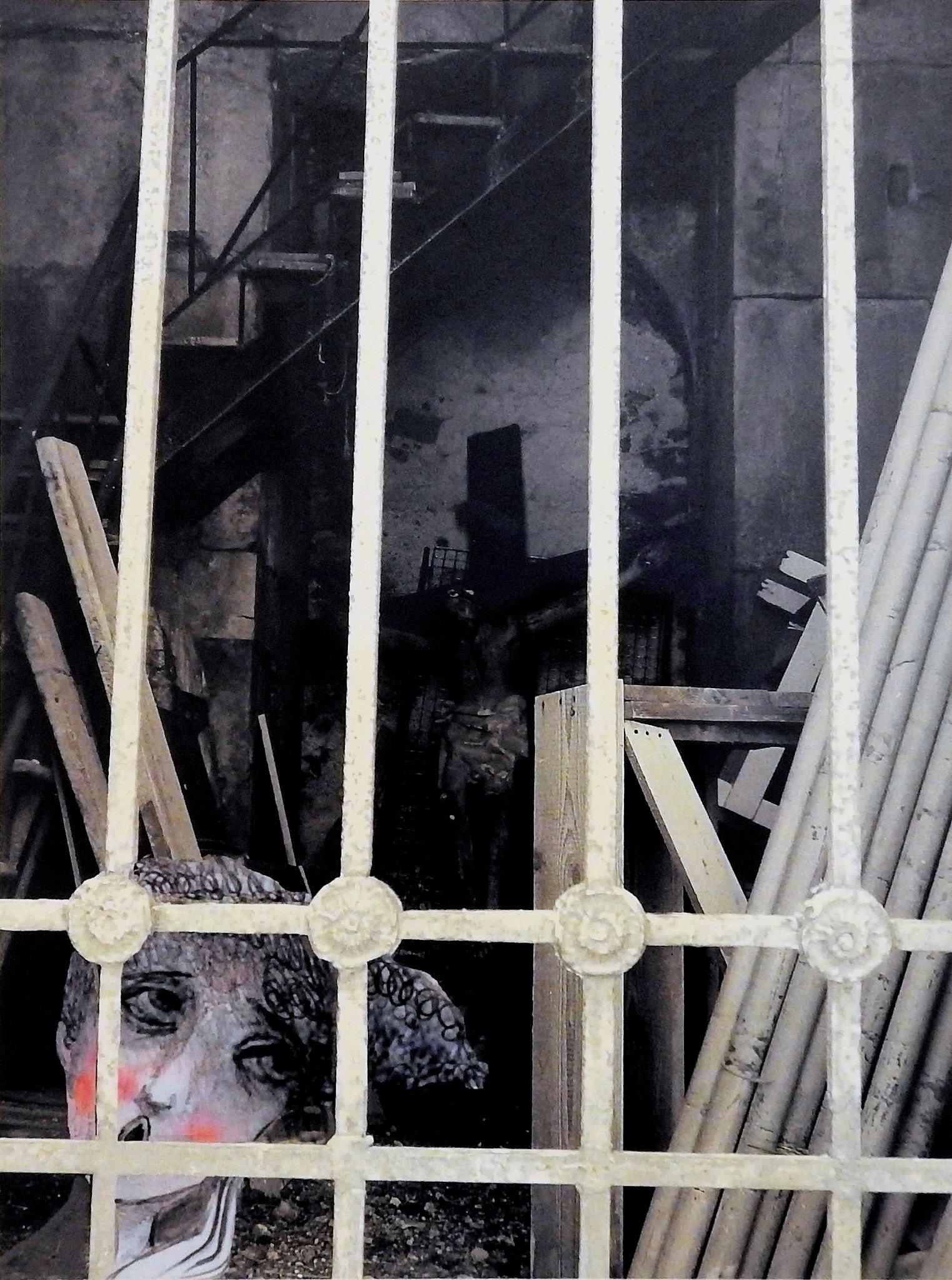 P.A.N. Napoli - Lilliana Comes - Renato Iannone - Fataluogo ed il Dio abbandonato by Arnaldo De Lisio