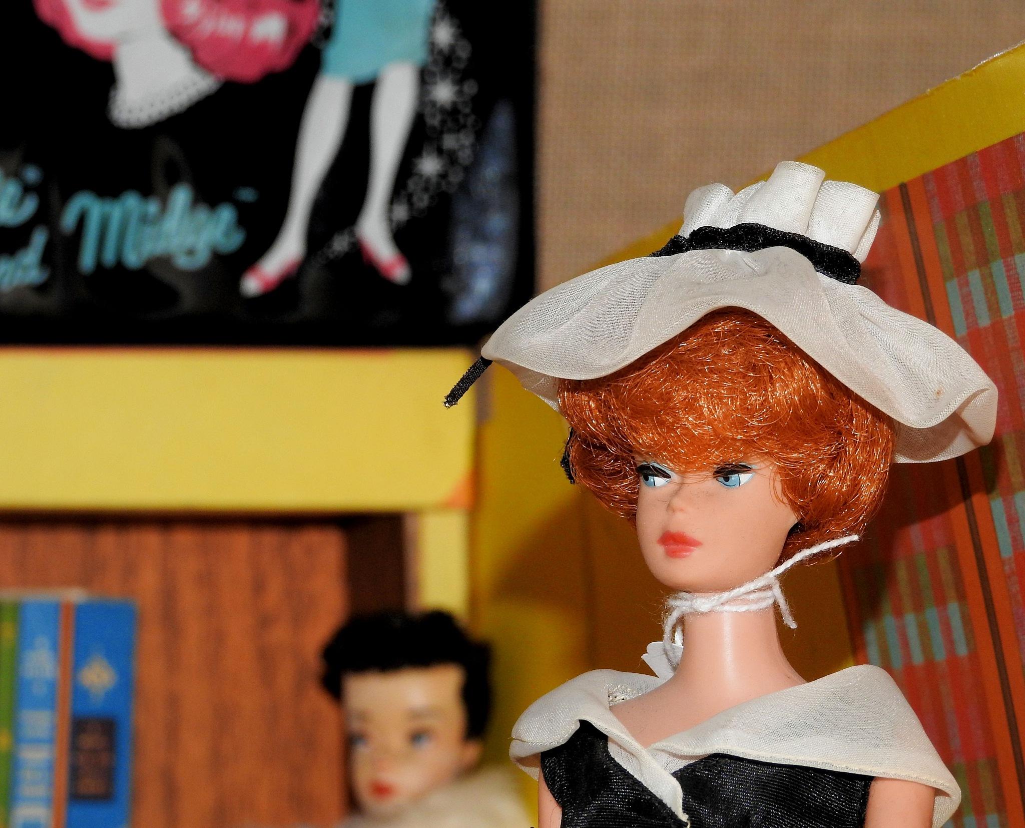 NAPOLI - STORIE DI GIOCATTOLI DAL SETTECENTO A BARBIE - Happy Day, Barbie's Family! - 3 by Arnaldo De Lisio