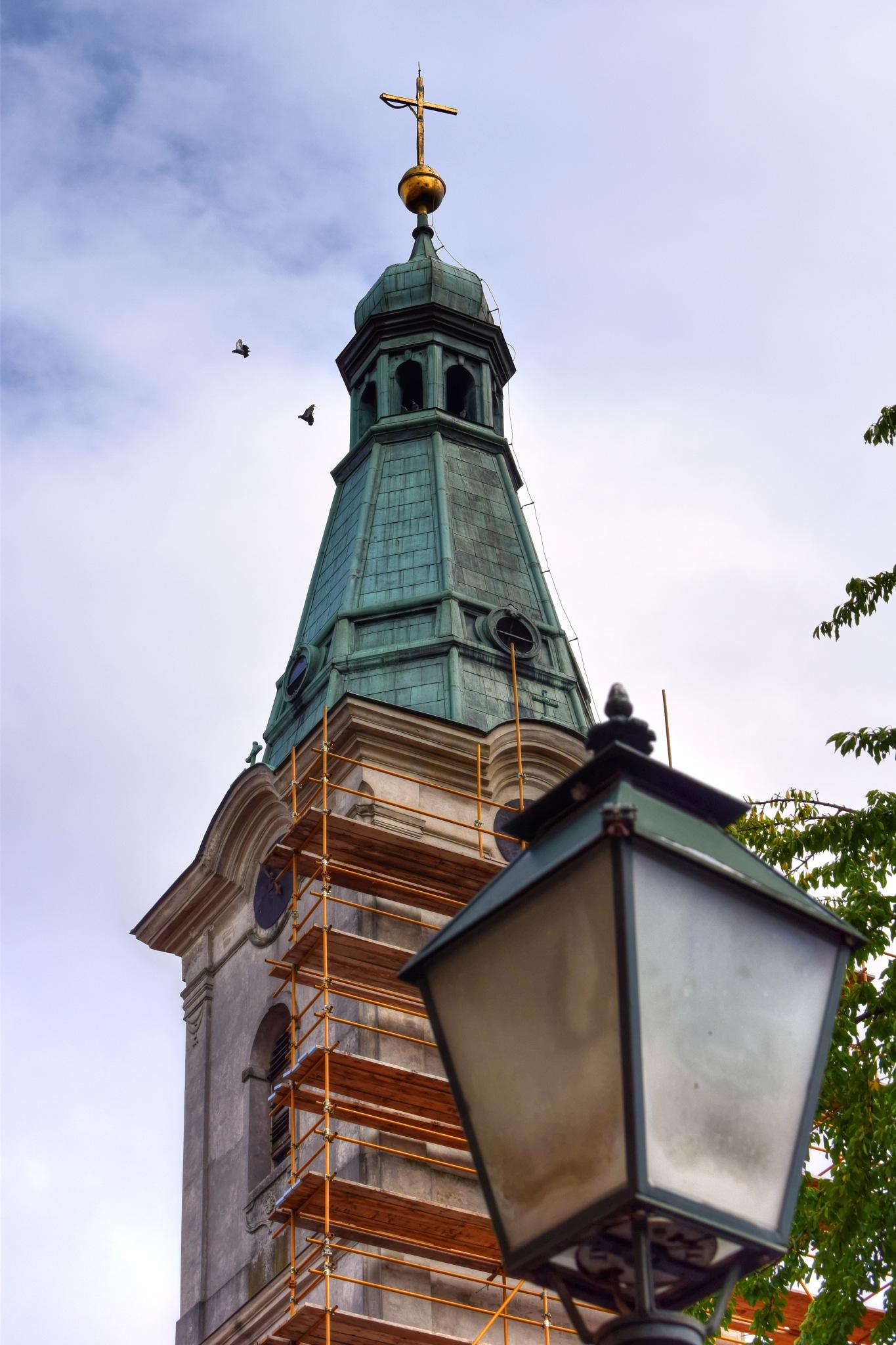 Belfry by Javorka