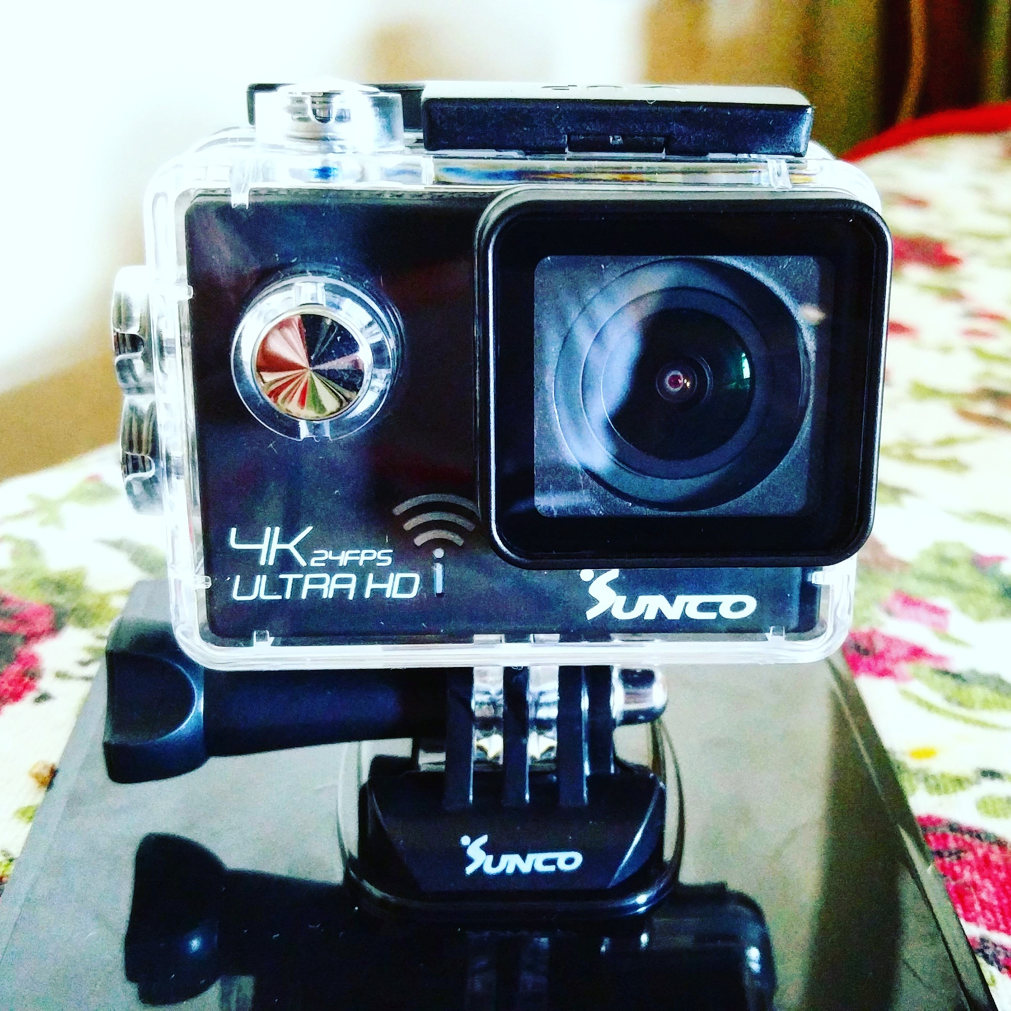 Action Camera by Trave Legend