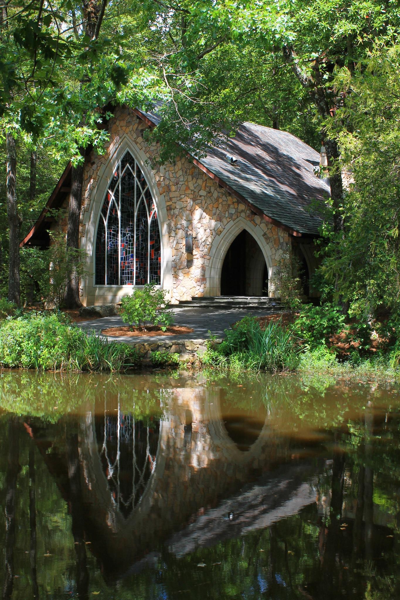The Chapel by Thomas Vasas Photography