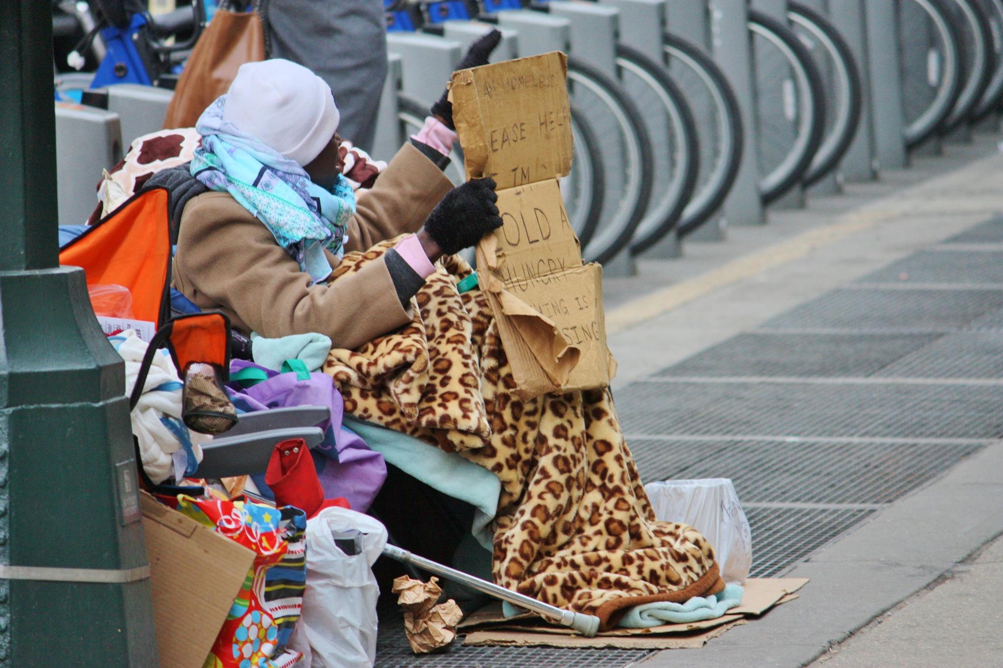 les gens de NY, by Liborio Drogo