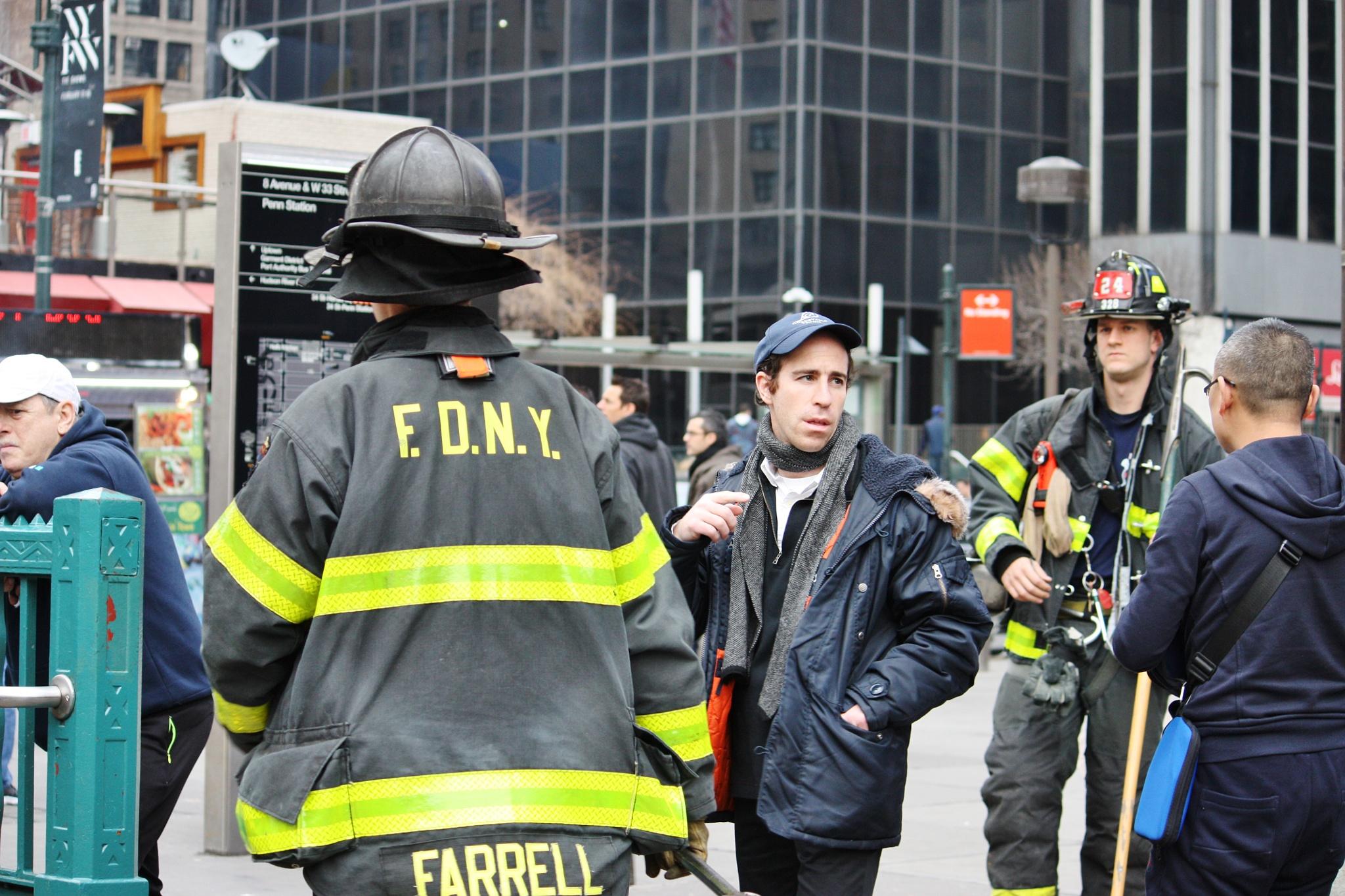 Les gens de New York by Liborio Drogo