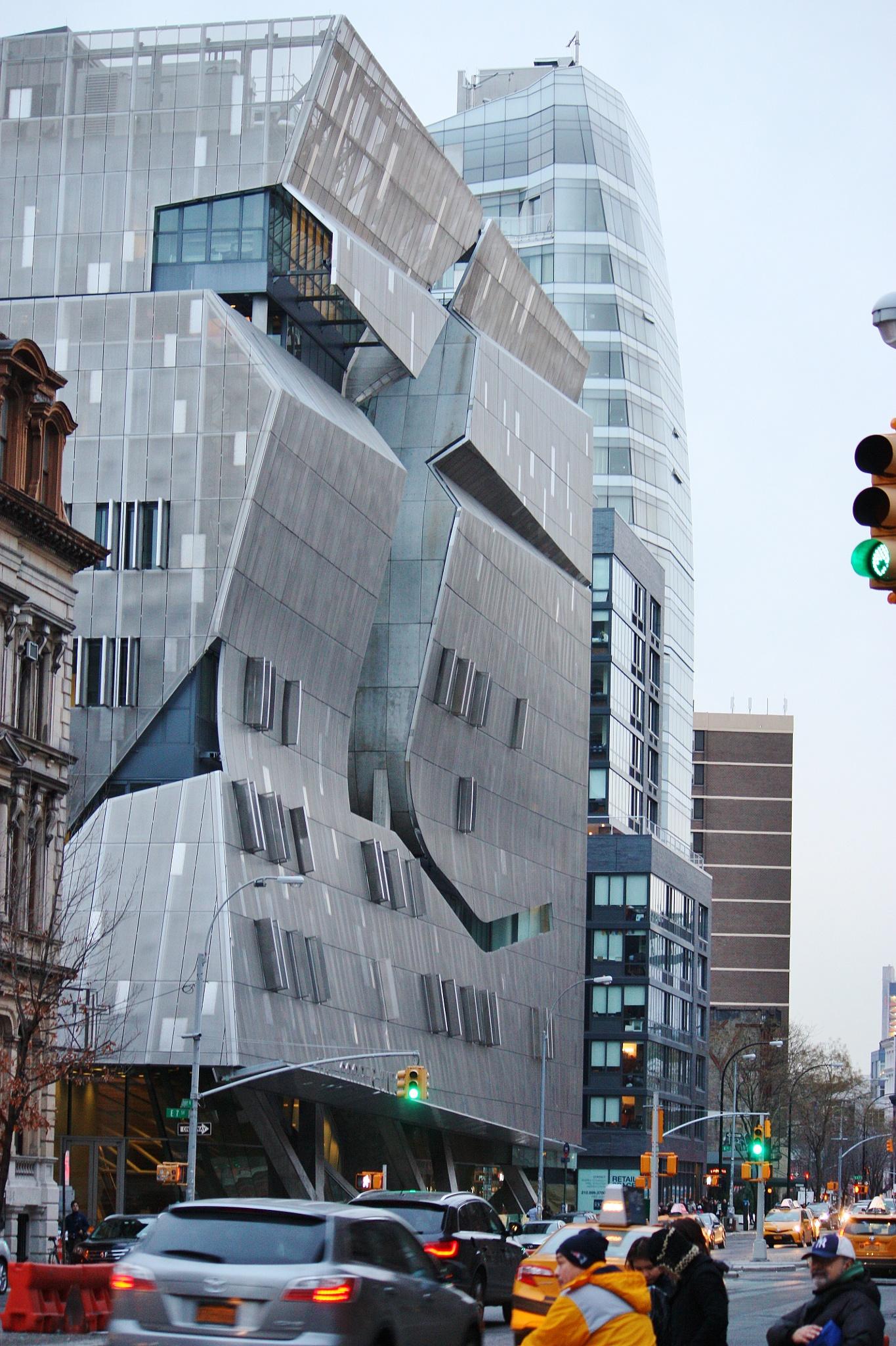 Architecture NY, by Liborio Drogo