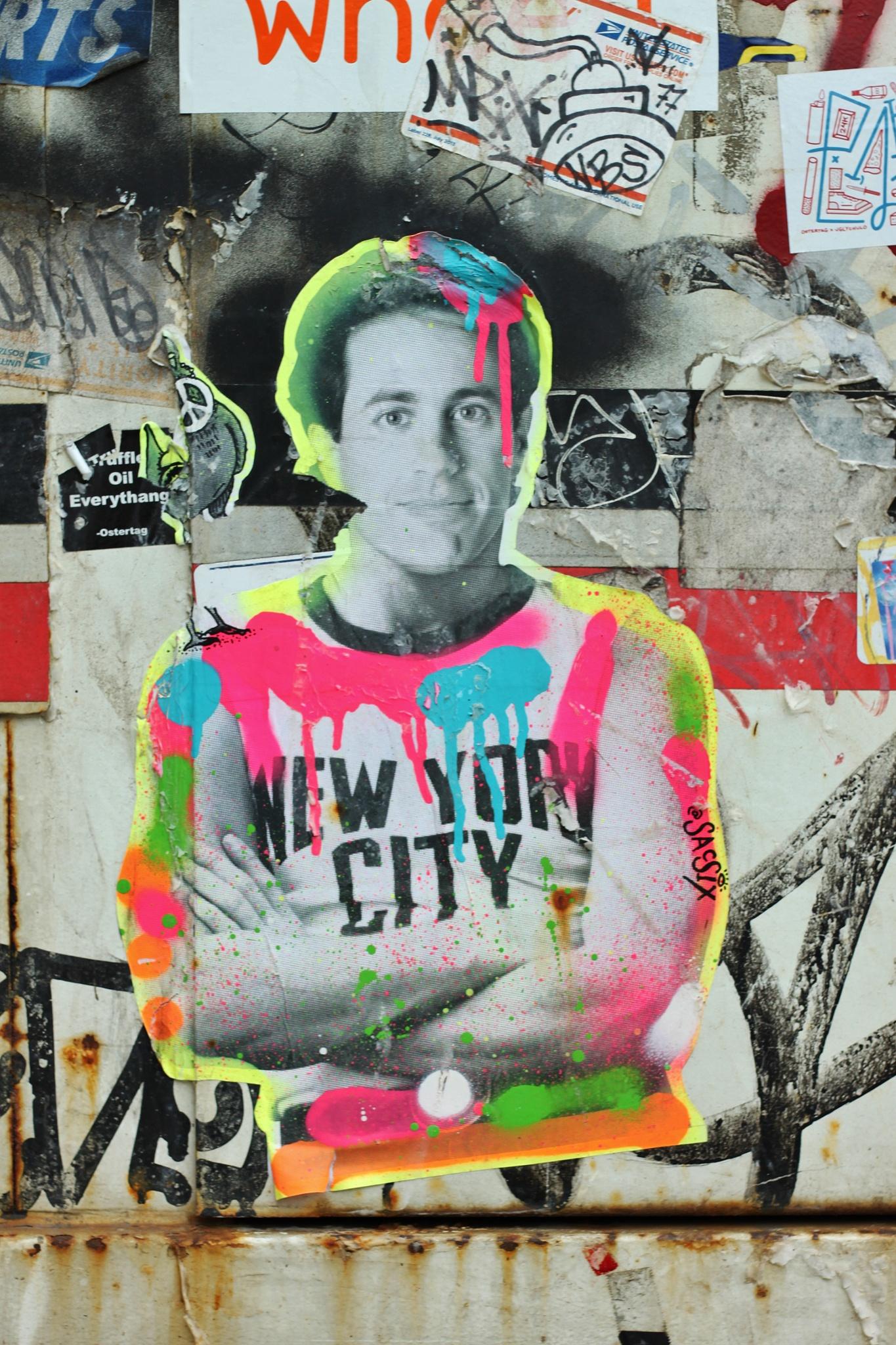 """""""ART""""NY by Liborio Drogo"""