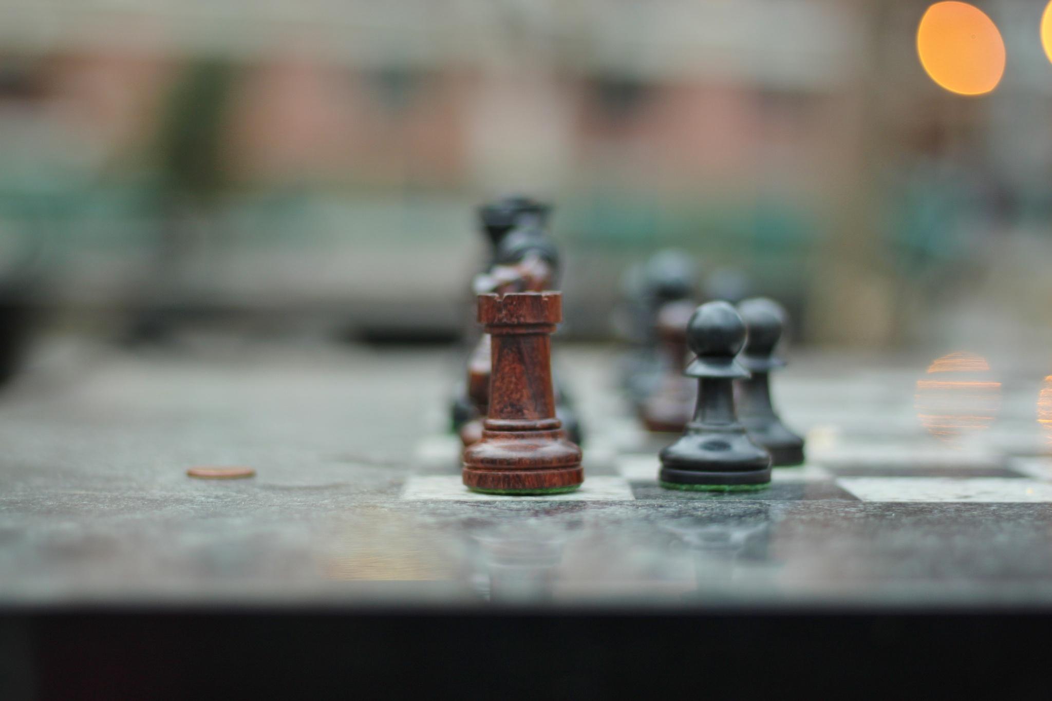 Game 3,,, by Liborio Drogo