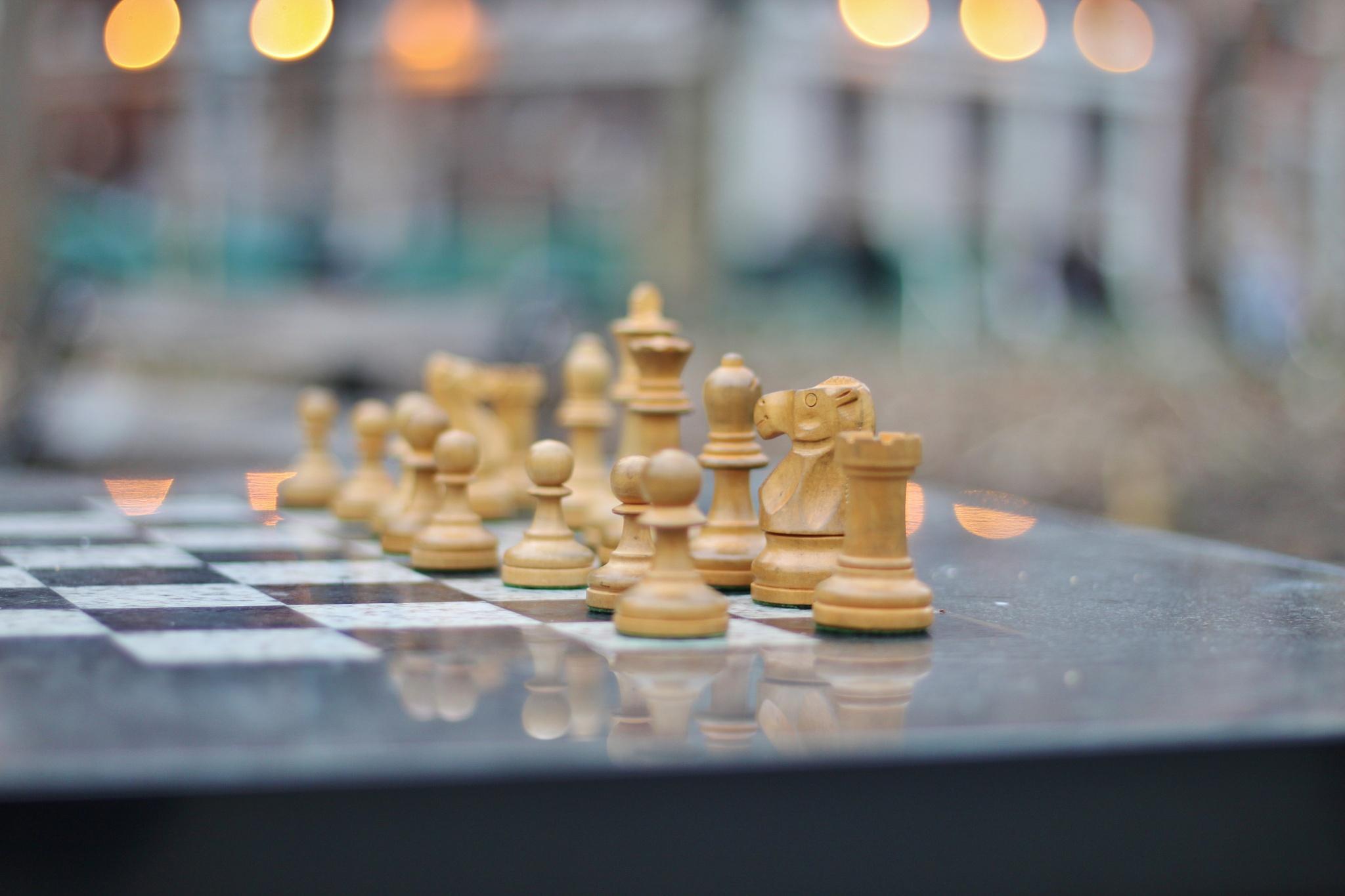 Game 2, by Liborio Drogo