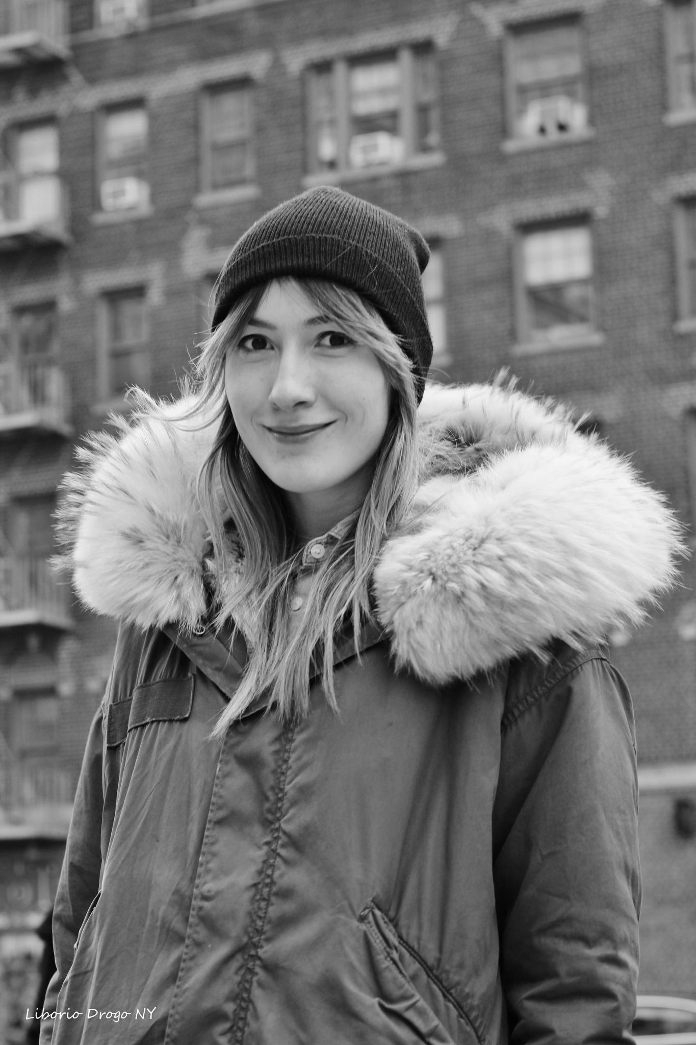Les Gens de new york, by Liborio Drogo