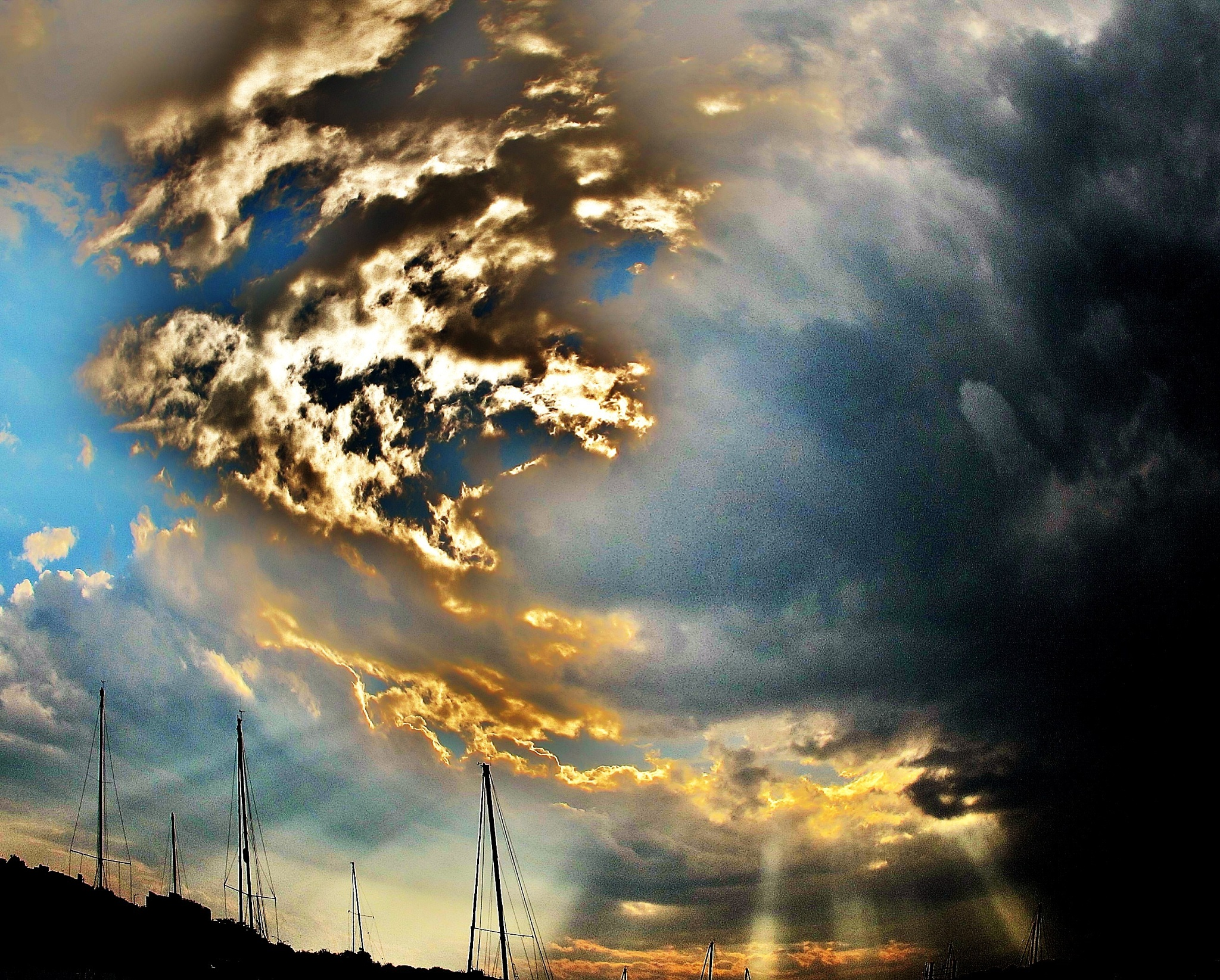 Ray of Sunlight, by Liborio Drogo
