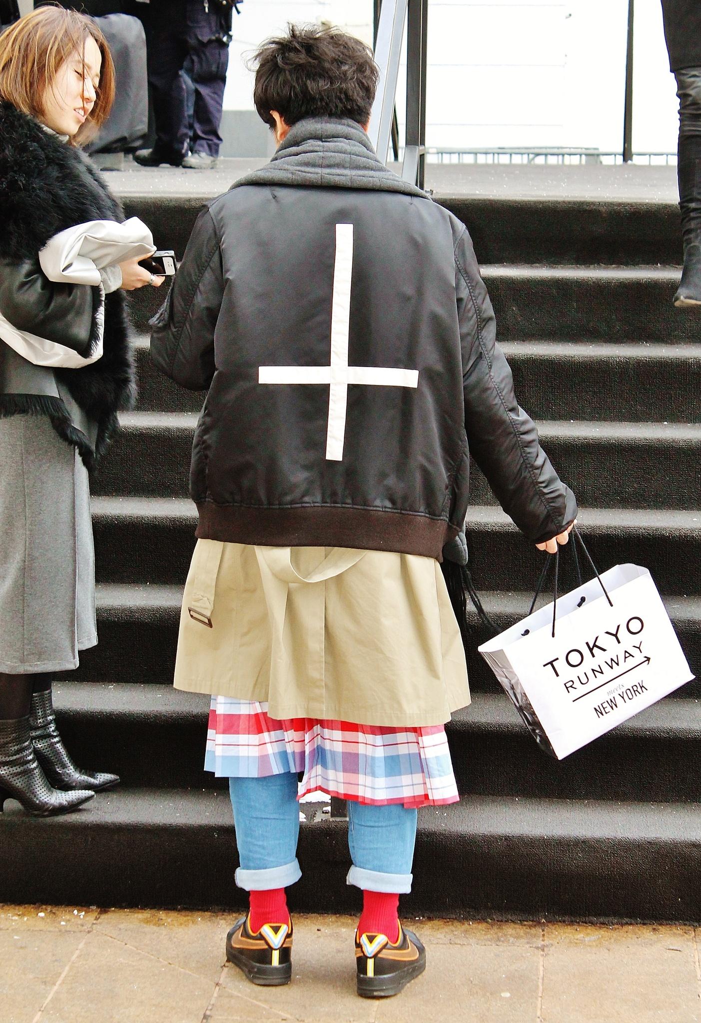 NYFW  Tokyo  NY by Liborio Drogo