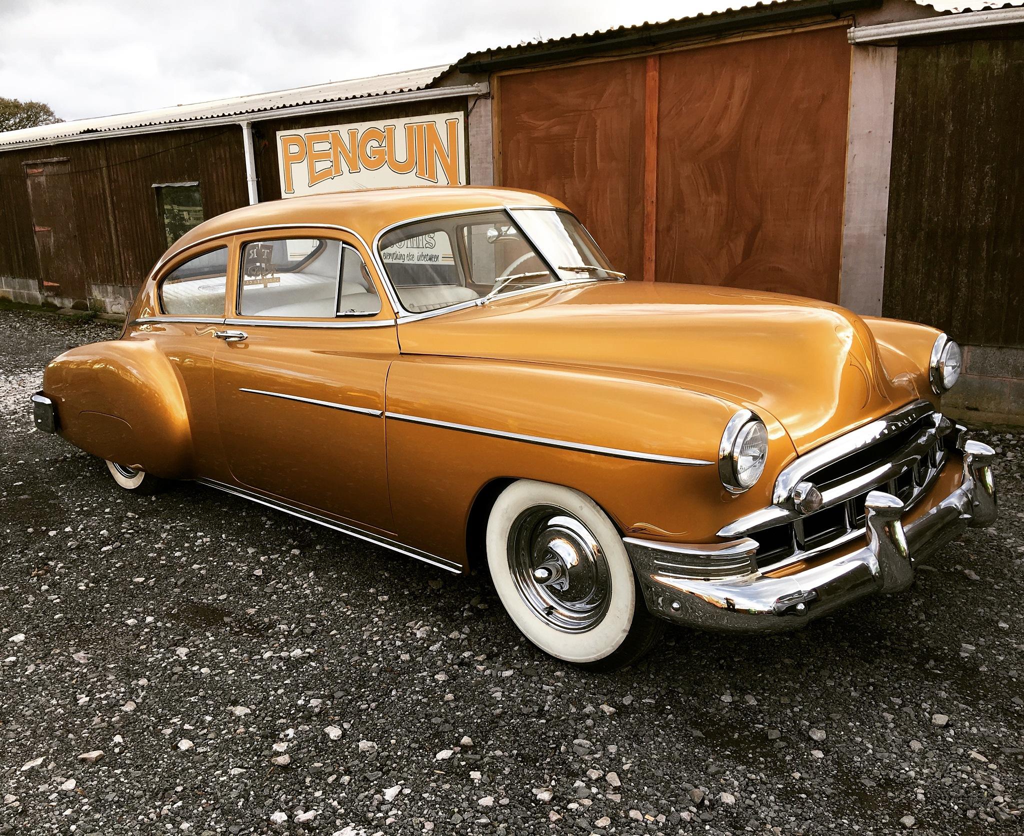 My 1949 Chevrolet Fleetline  by Steve Walch