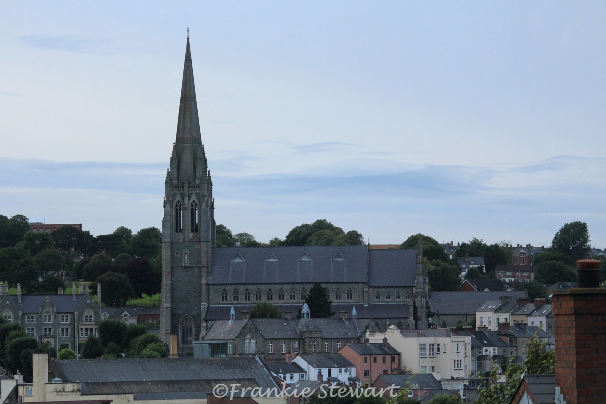 St Eugene's Cathedral by FrankieS