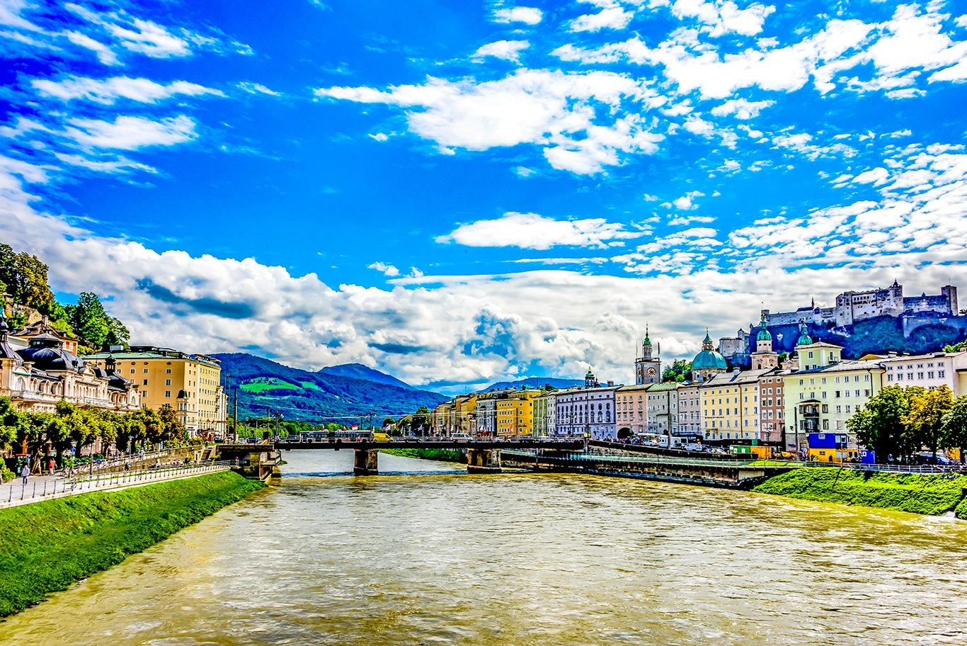 Salzburg by Ed Abano