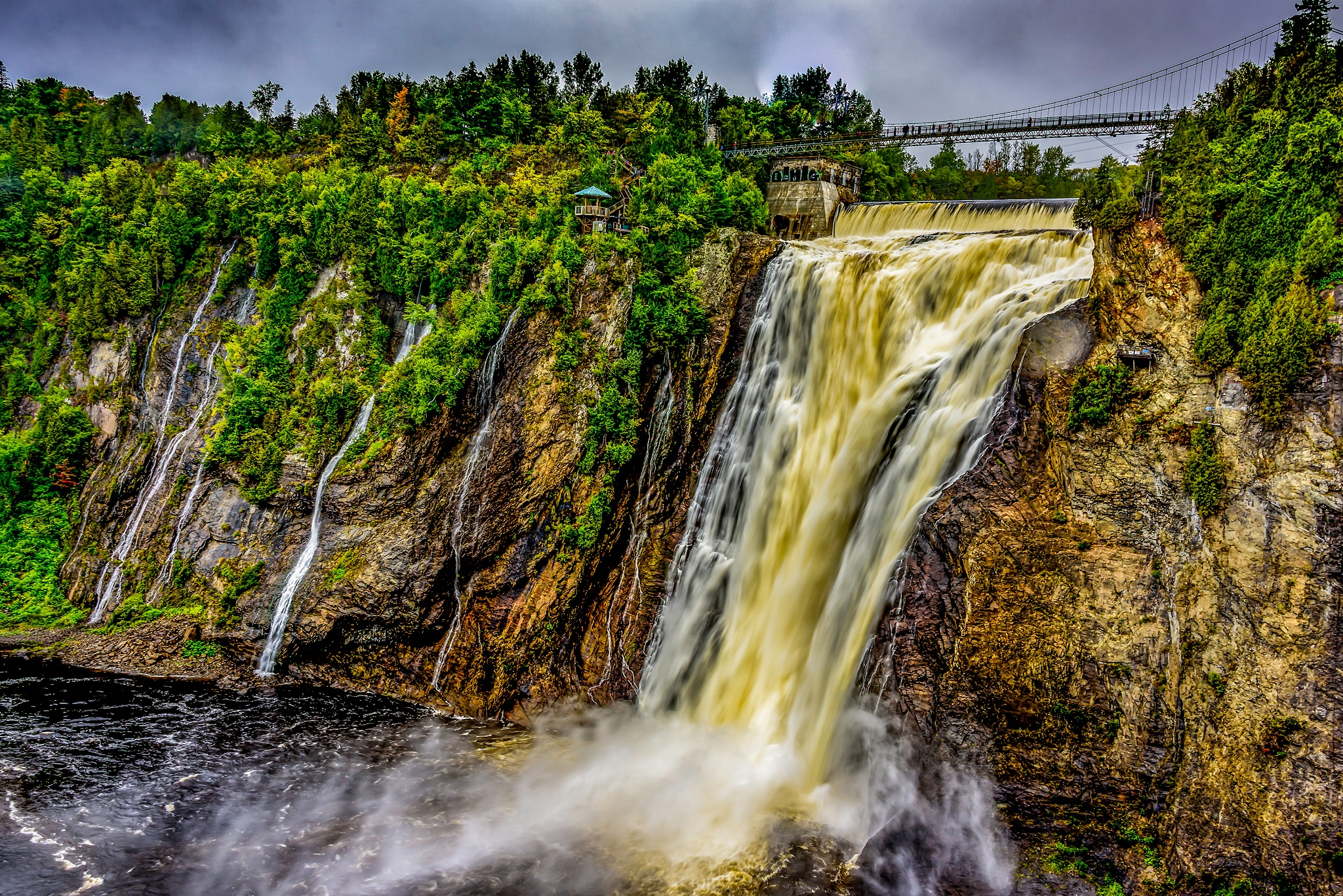 Mount Morency by Ed Abano