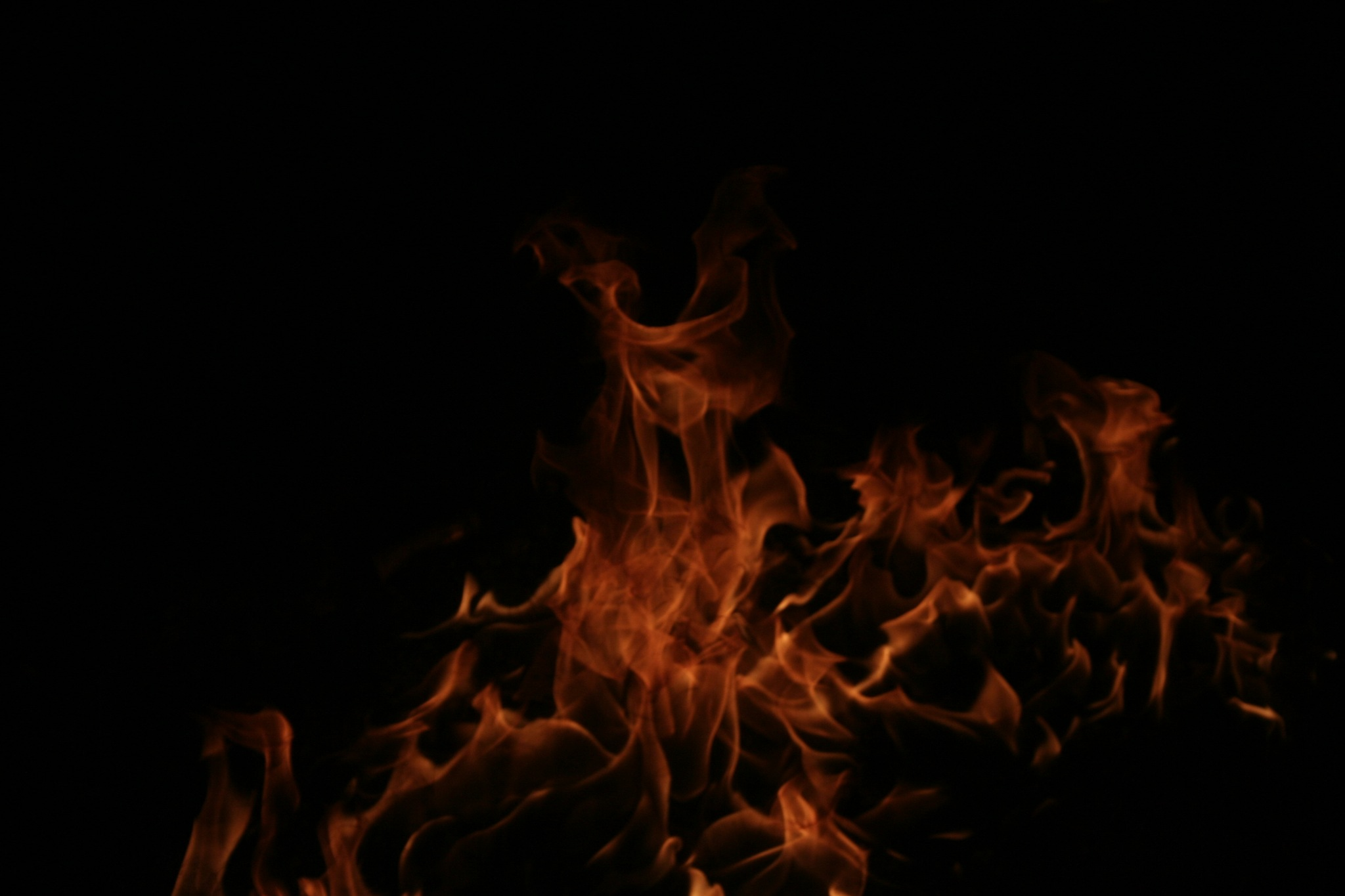 Fun with Flames VI by David O'Halloran