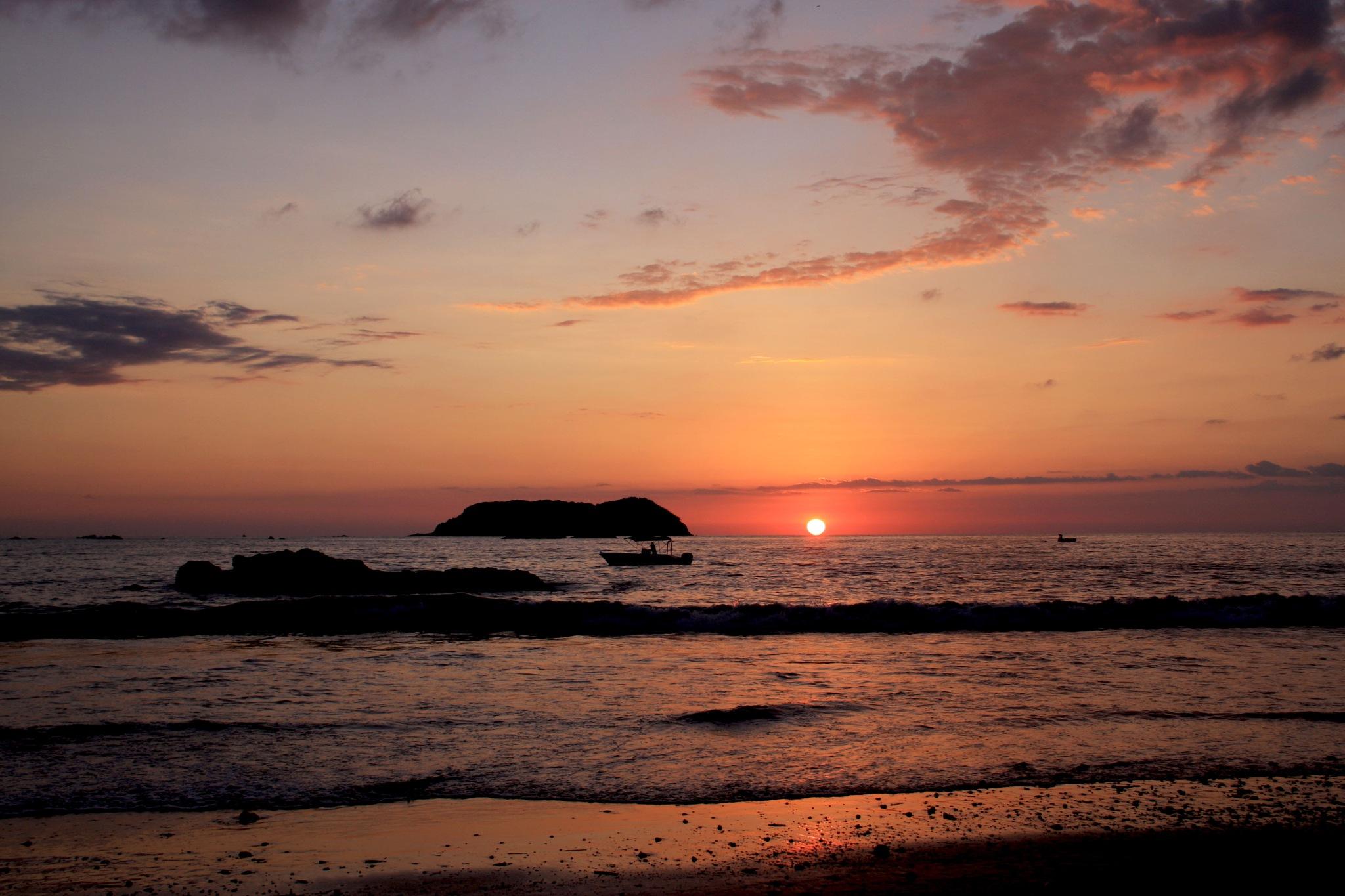 Sunset by Wendy Farrington