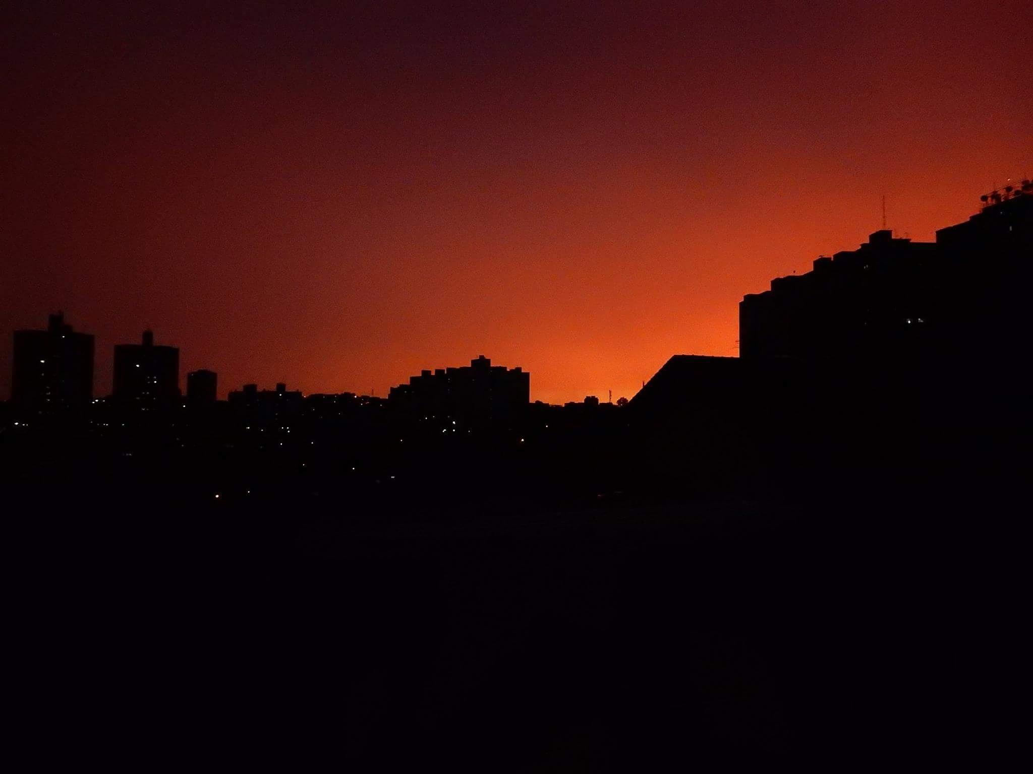 Sunset by Gabriel Freitas