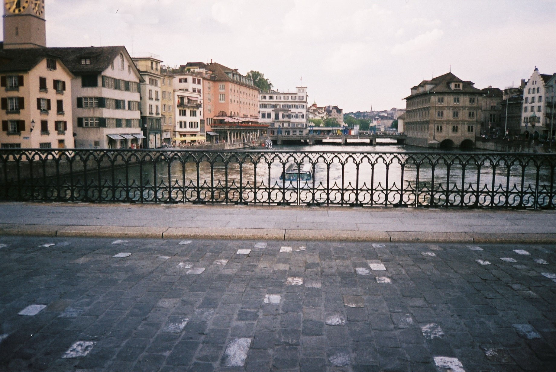 Swiss cityscapes (analog) by TheHeavenlyTeaDance