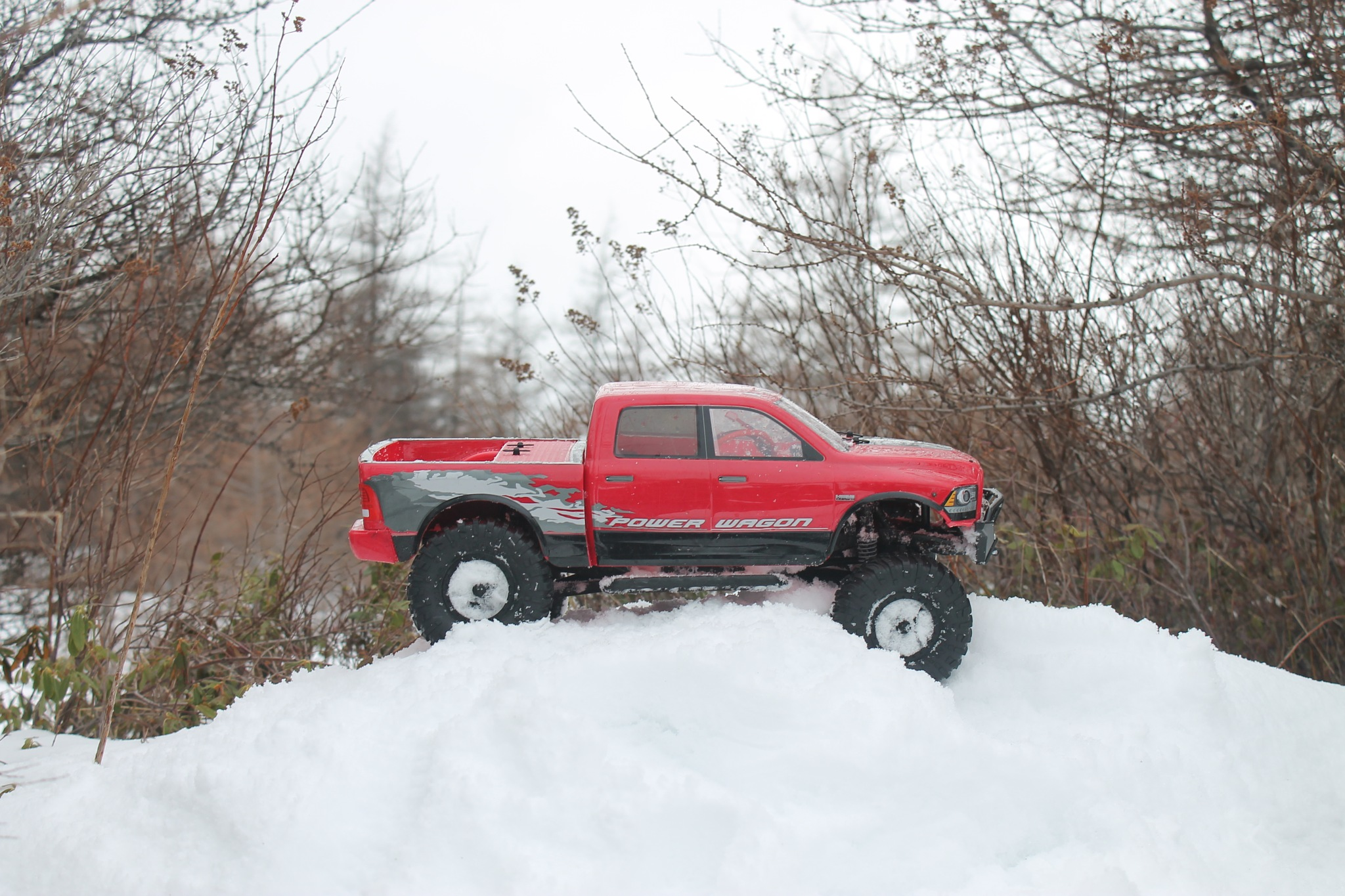 Outdoors With RC Truck by GraphicCard49