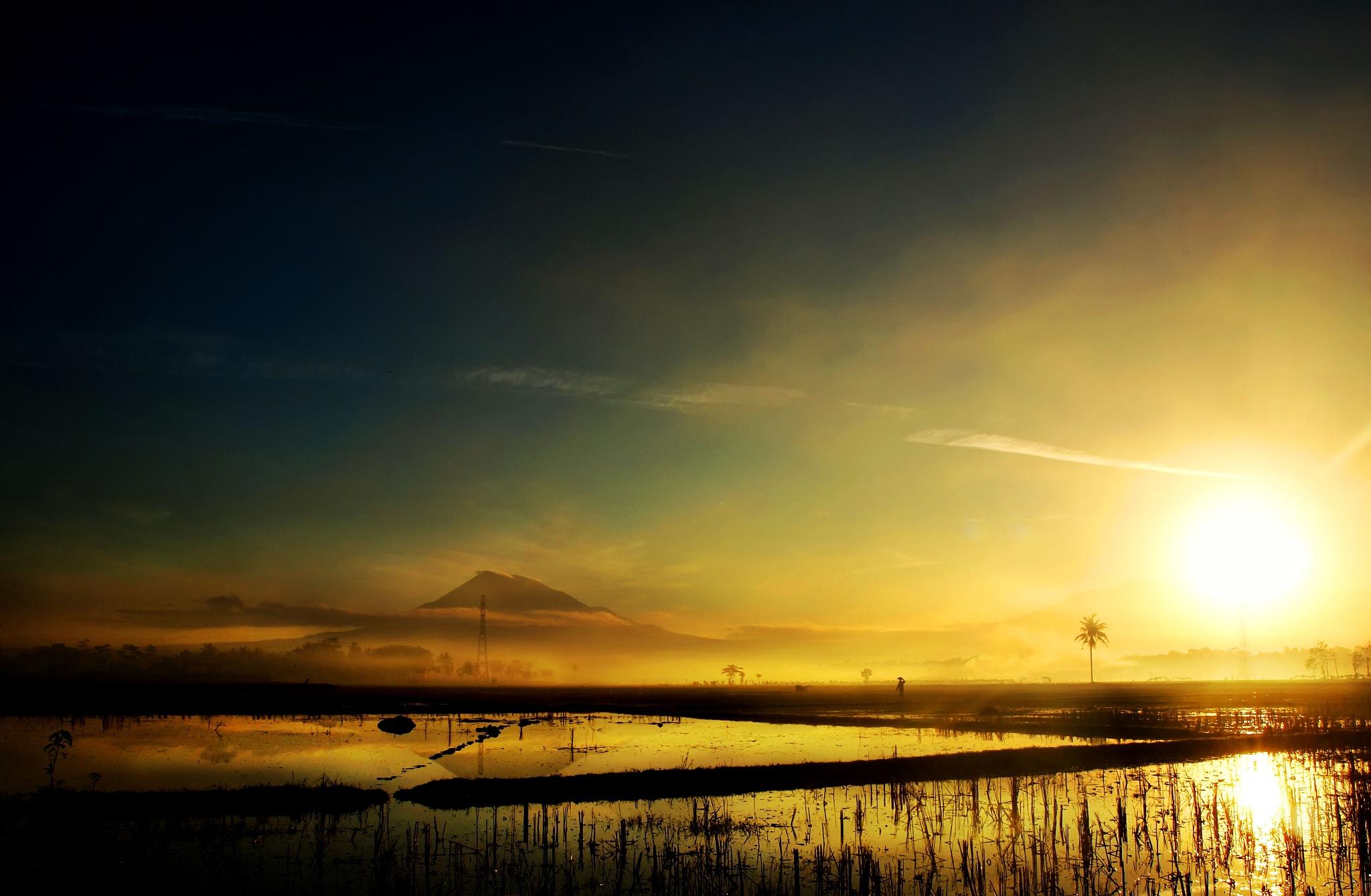 sunrise by banyugeni154