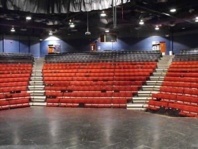 Movie Theatre Chair Refurbishing Services - Retractable Specialist Seating Company by lamenakloy