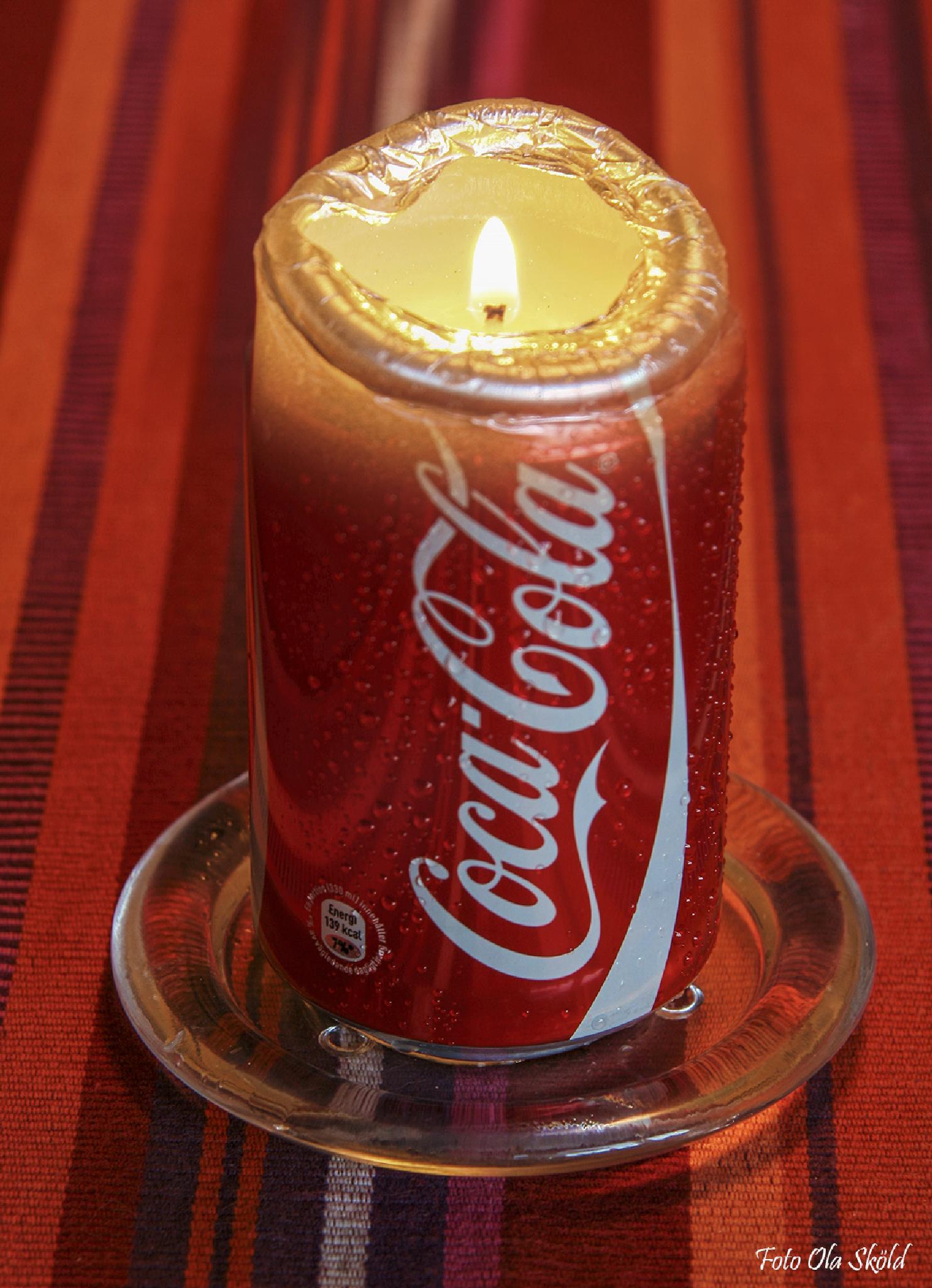 """""""Sweet candle"""" by Ola Sköld"""