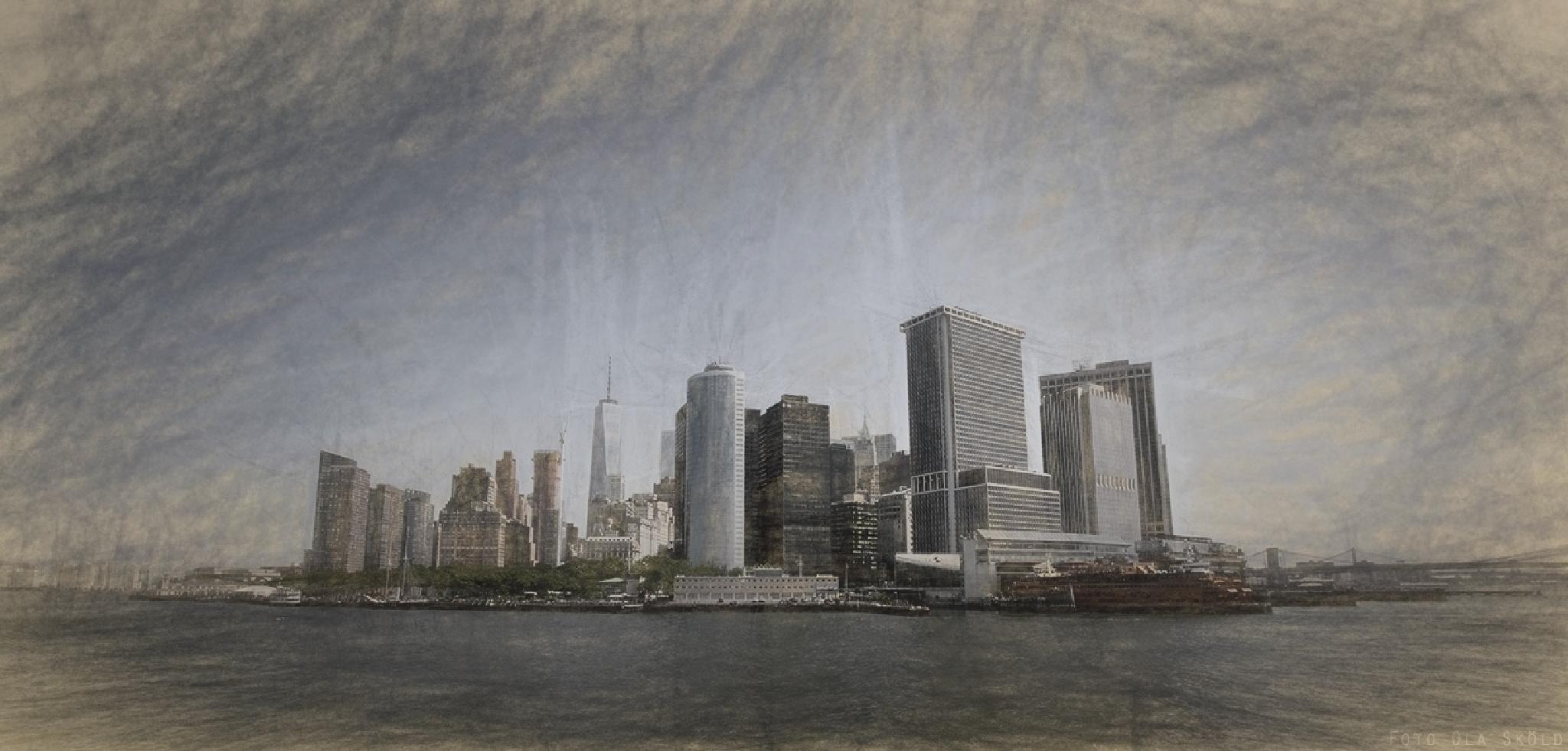 Manhattan ART by Ola Sköld