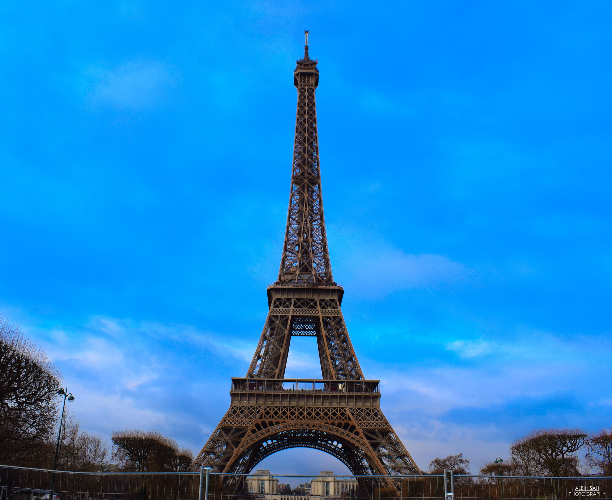 Eiffel Tower by albin~s