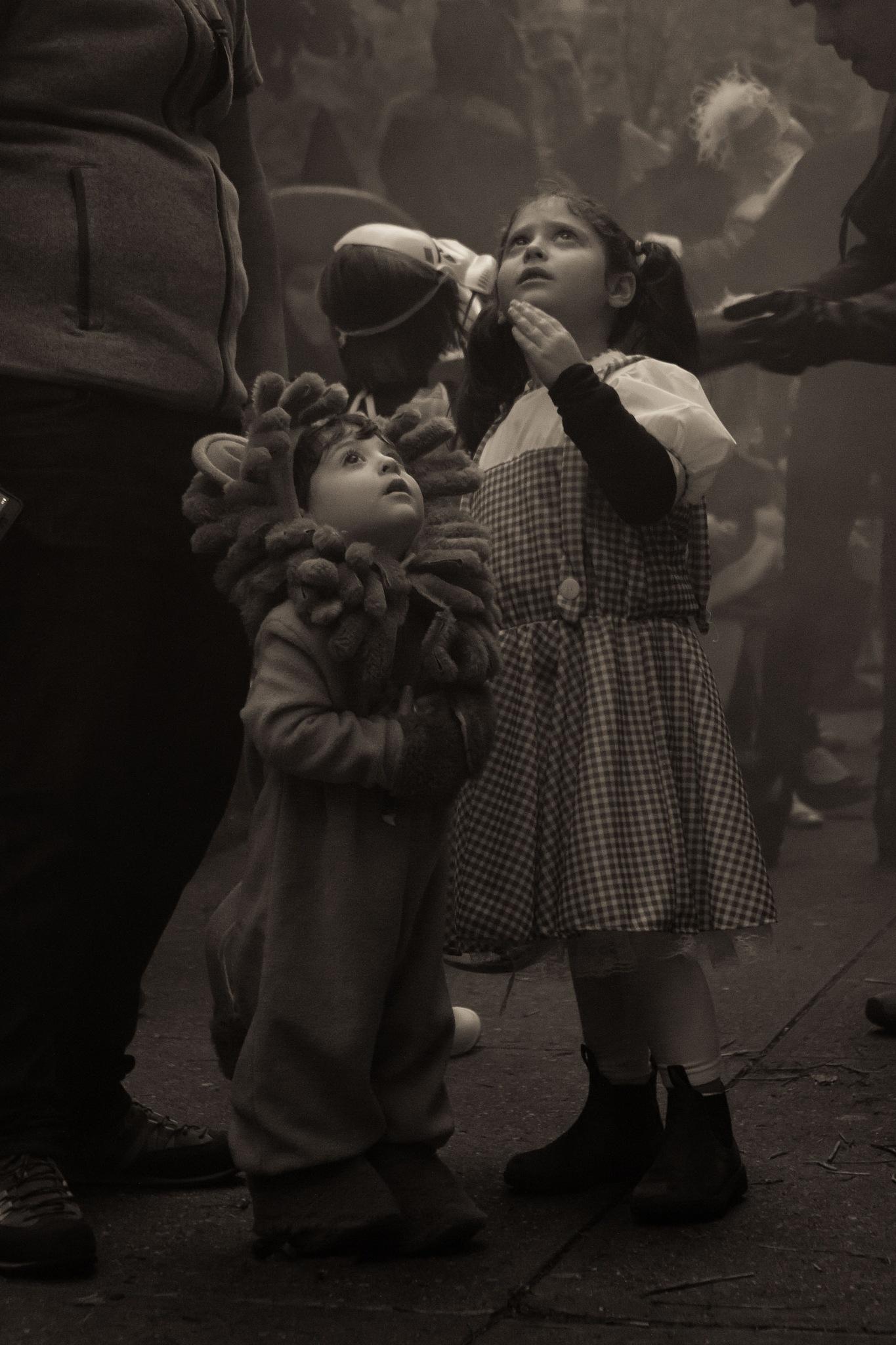Halloween Surprise - NYC © Copyright 2017, Verne Varona by VerneVarona
