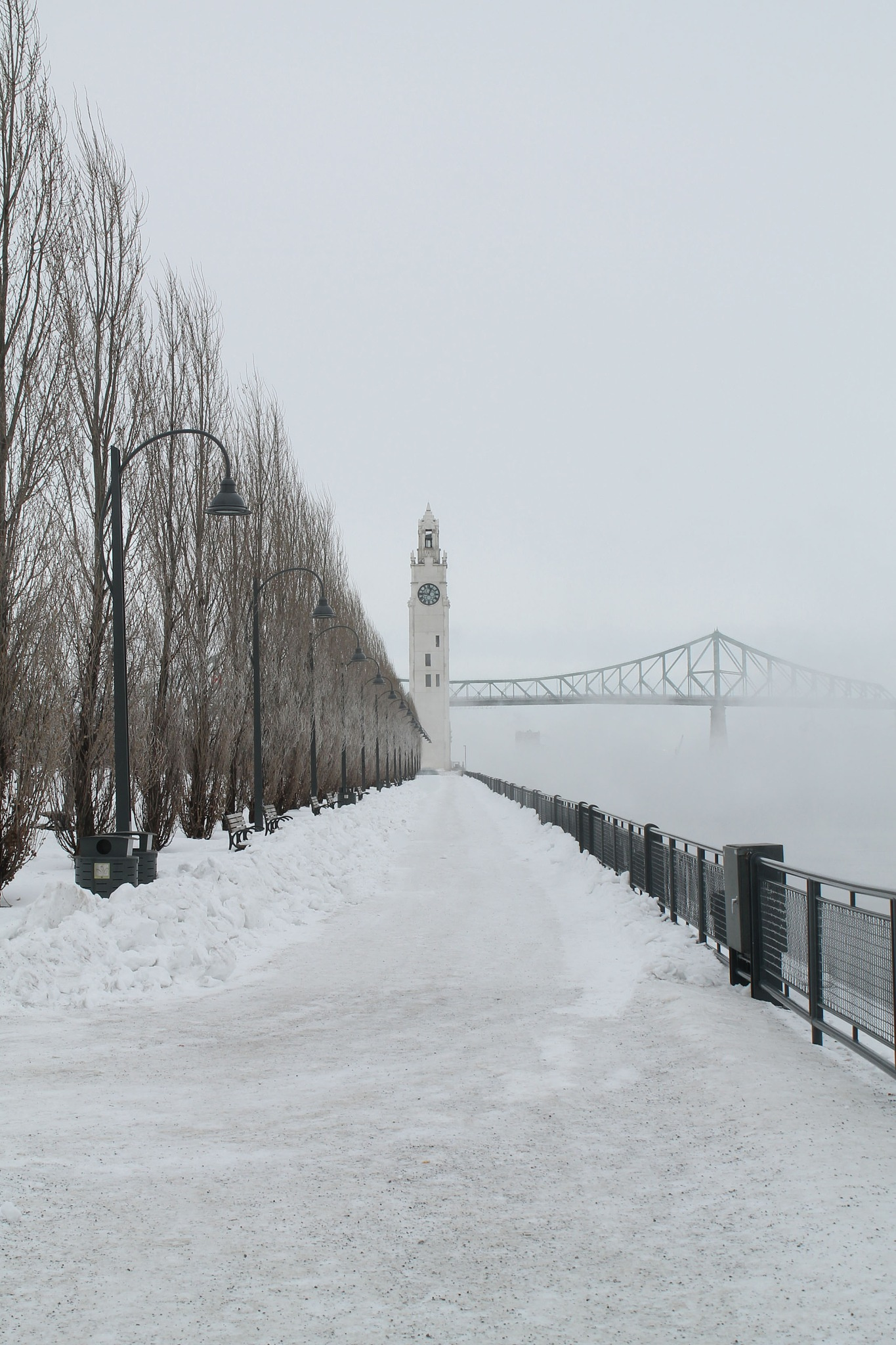 Montreal Freeze © Copyright 2017, Verne Varona by VerneVarona