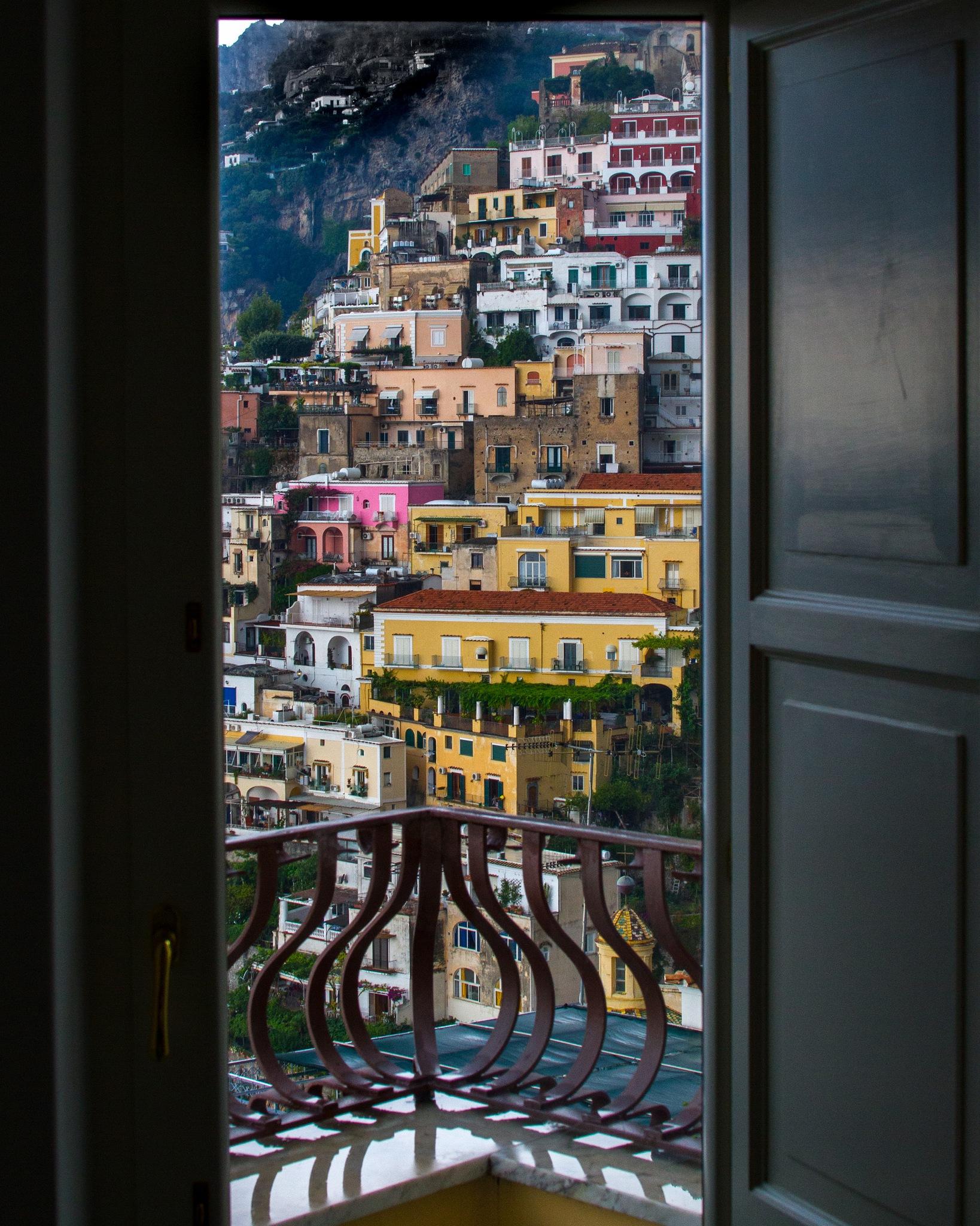 Good Morning, Positano! © Copyright 2017, Verne Varona by VerneVarona