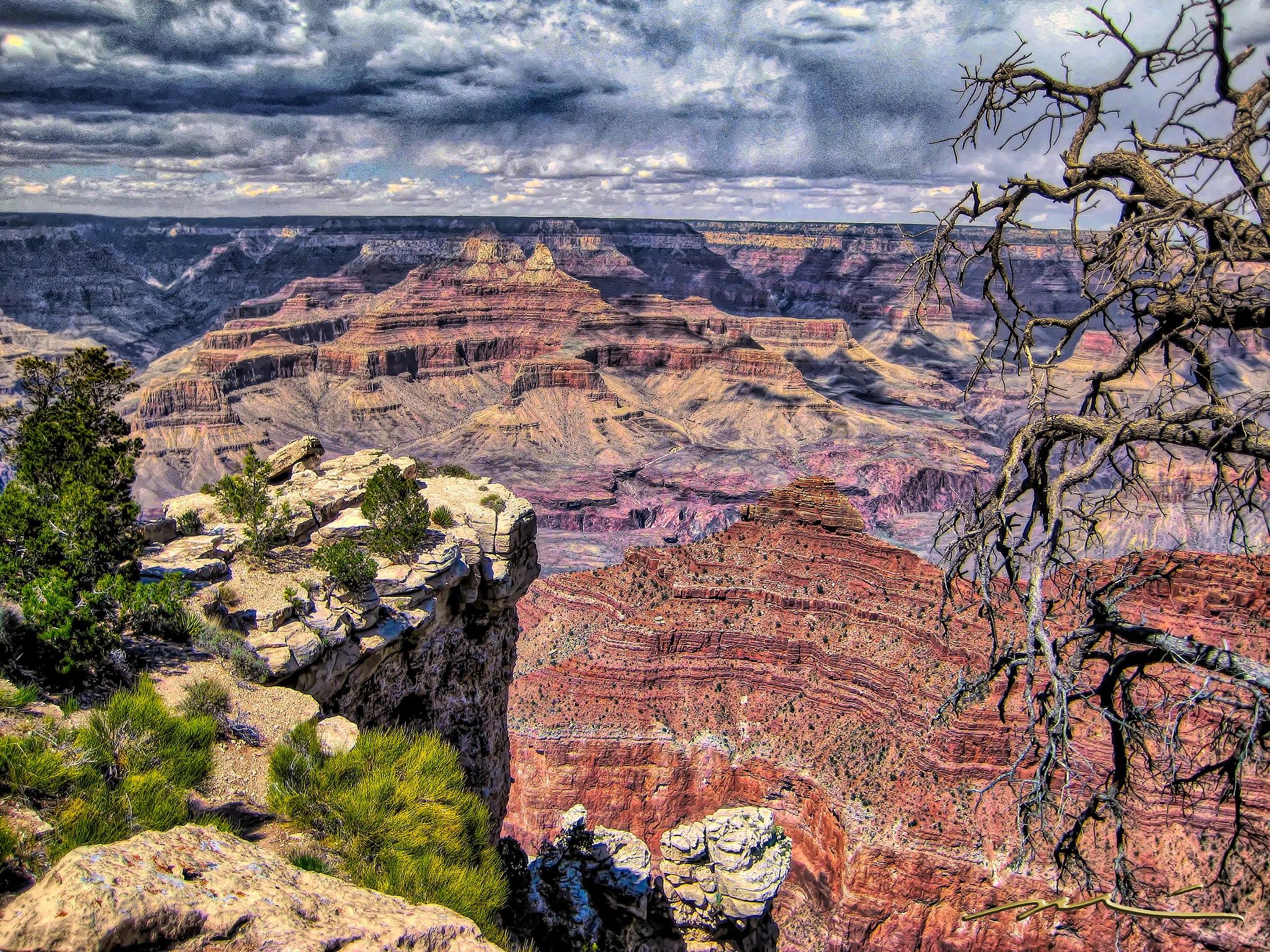 Grand Canyon USA by Michael D. Davis