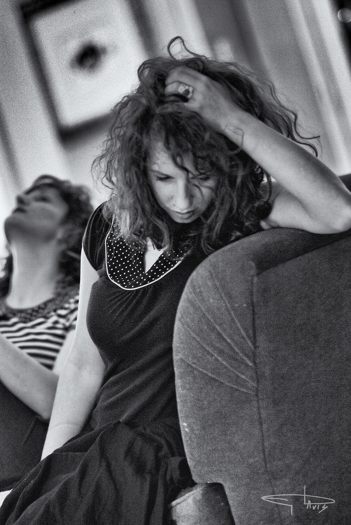 Photo in People #inspiration #motivation #teachingmoment #seeingbeyondseeing #art #digitalart #photography #michaelddavis #thedailychalboard #blackandwhite #contemplation #woman #candid #editorial